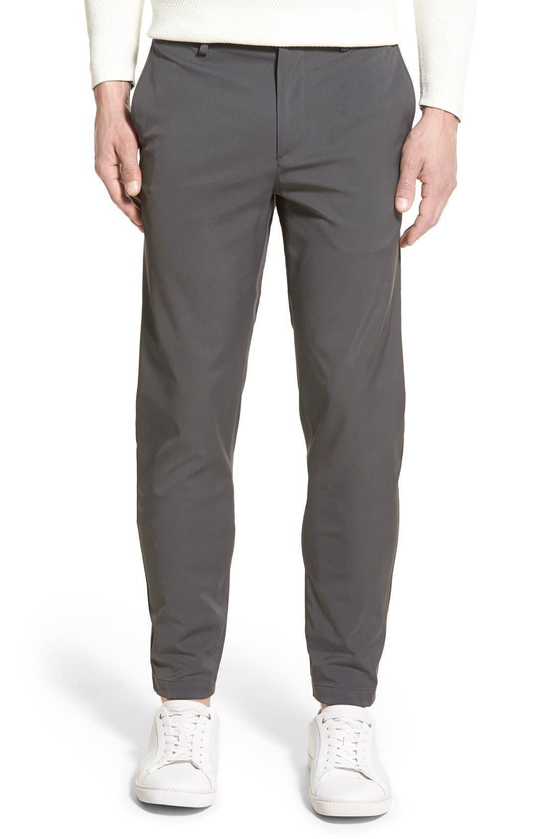 'Zaine Neoteric' Slim Fit Pants,                             Main thumbnail 1, color,