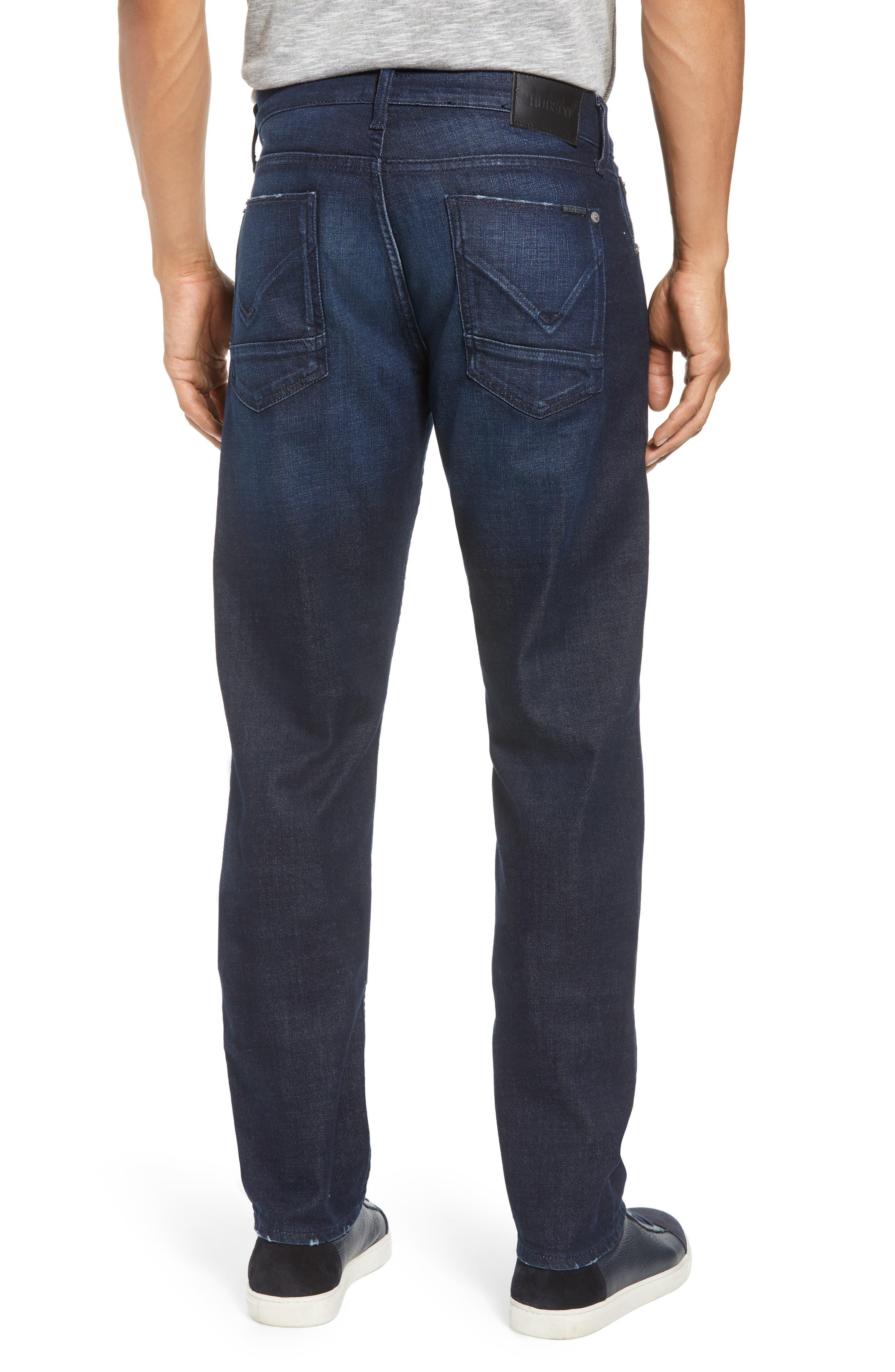 Blake Slim Fit Jeans,                             Alternate thumbnail 2, color,                             BARRY