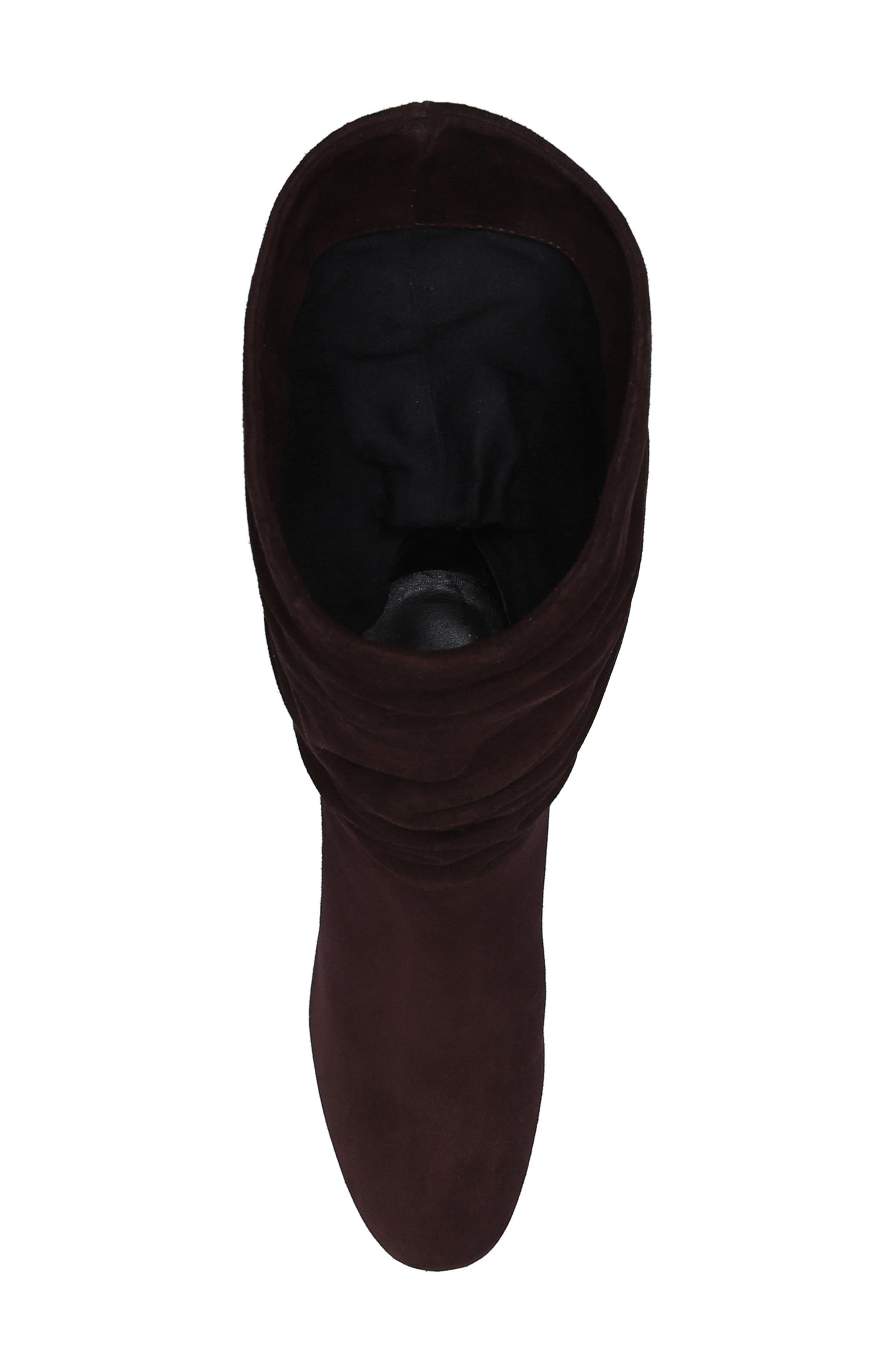 V-Naren Slouchy Boot,                             Alternate thumbnail 5, color,                             500