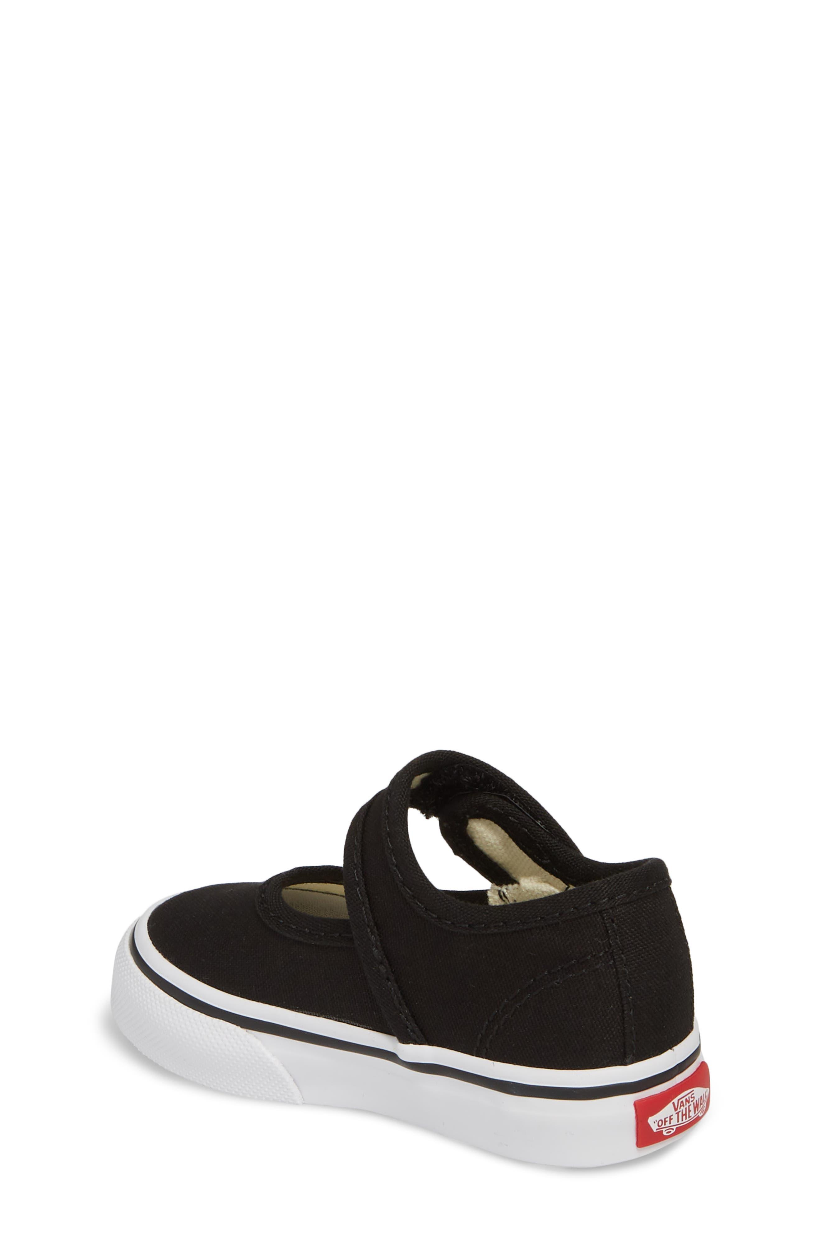 VANS,                             Mary Jane Sneaker,                             Alternate thumbnail 2, color,                             001