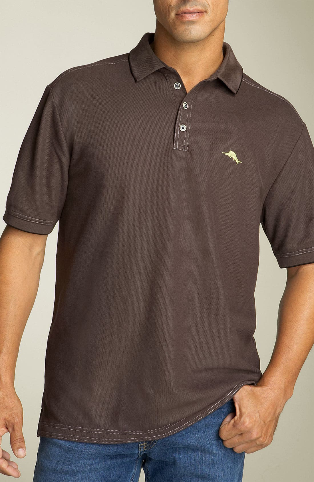 'The Emfielder' Original Fit Piqué Polo,                             Main thumbnail 28, color,