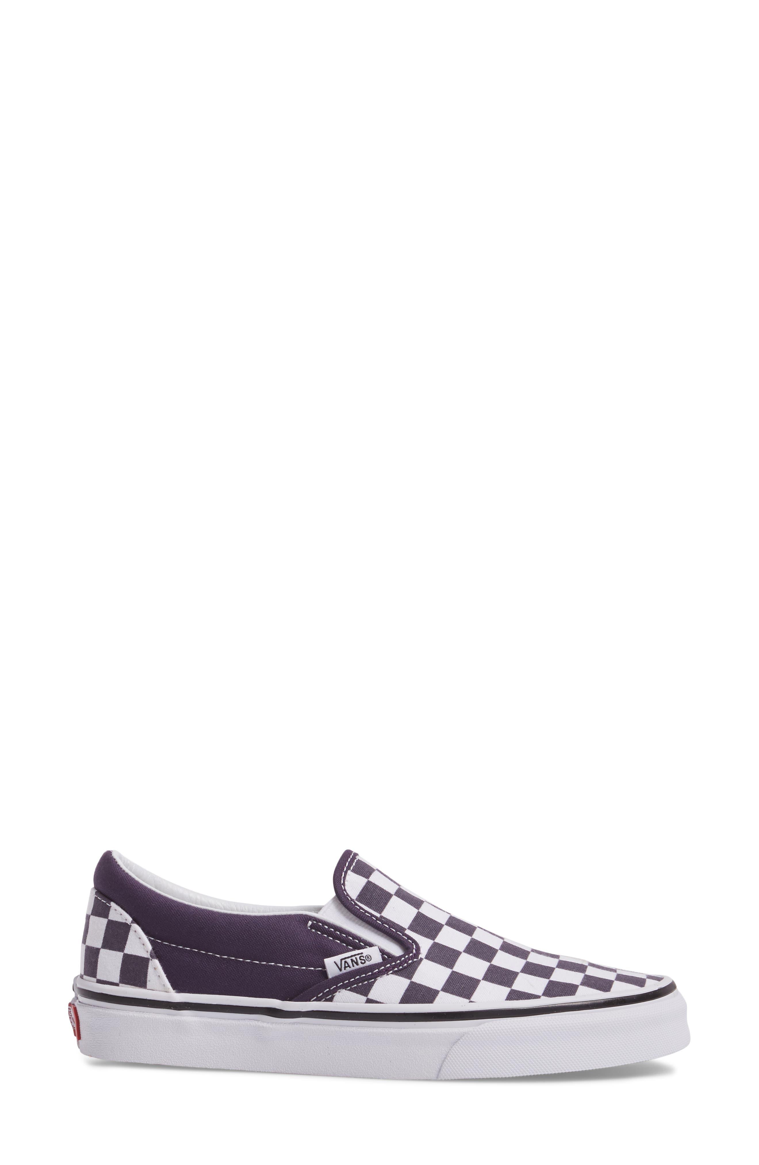 Classic Slip-On Sneaker,                             Alternate thumbnail 203, color,