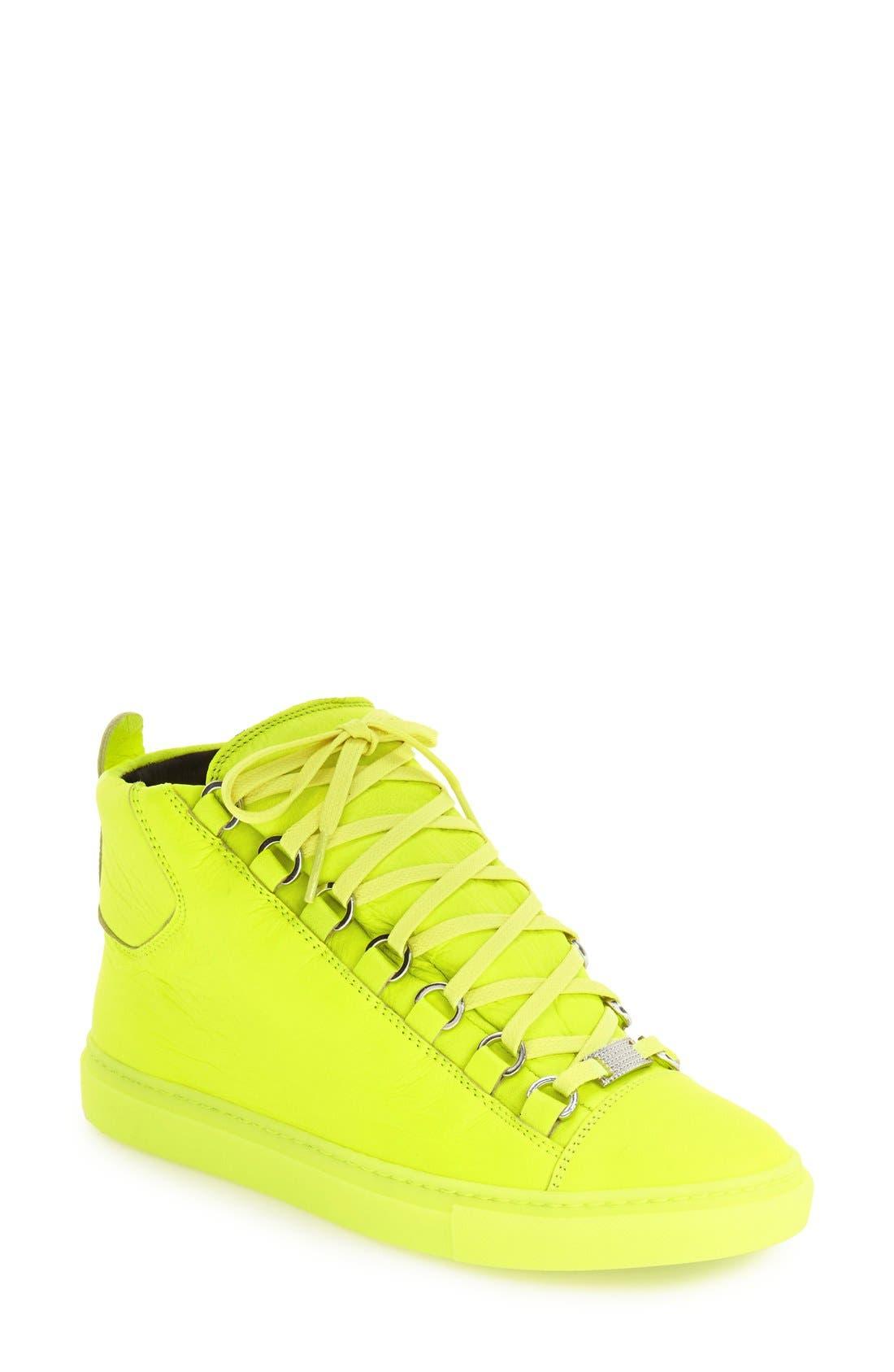 High Top Sneaker,                             Main thumbnail 7, color,