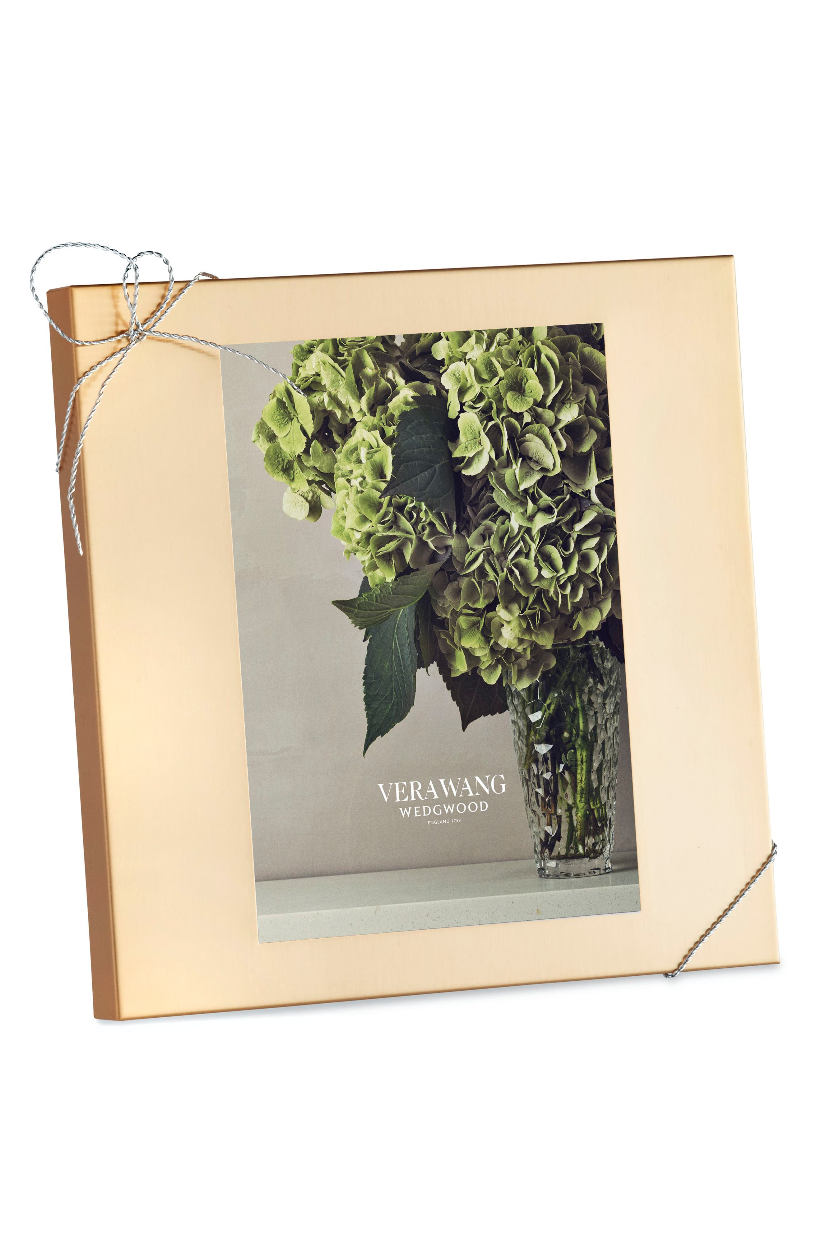 x Wedgwood Love Knots Picture Frame,                             Alternate thumbnail 2, color,