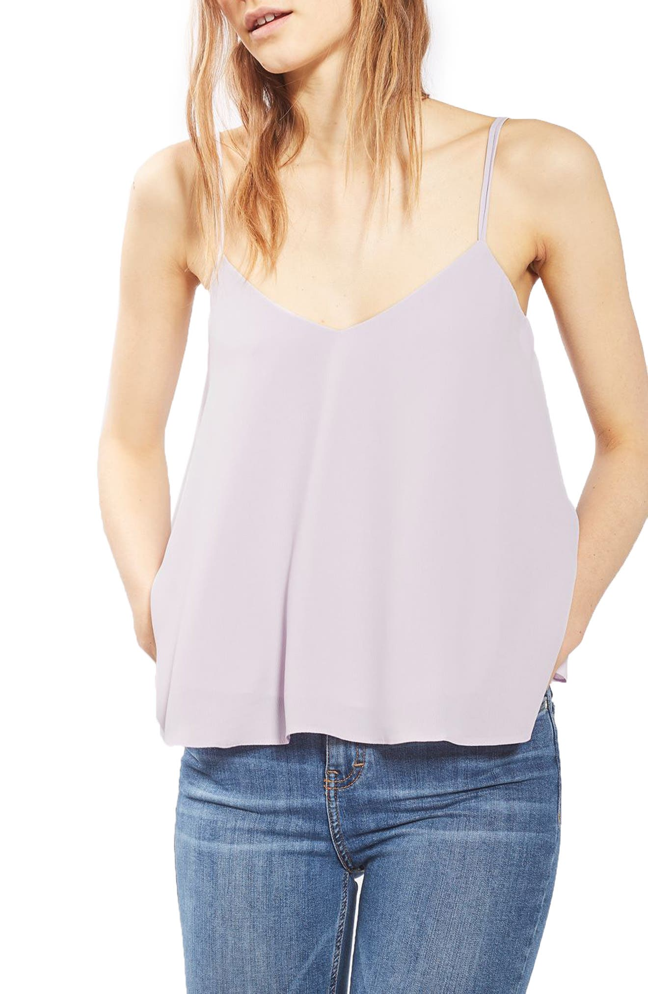 Rouleau Swing Camisole,                             Main thumbnail 11, color,