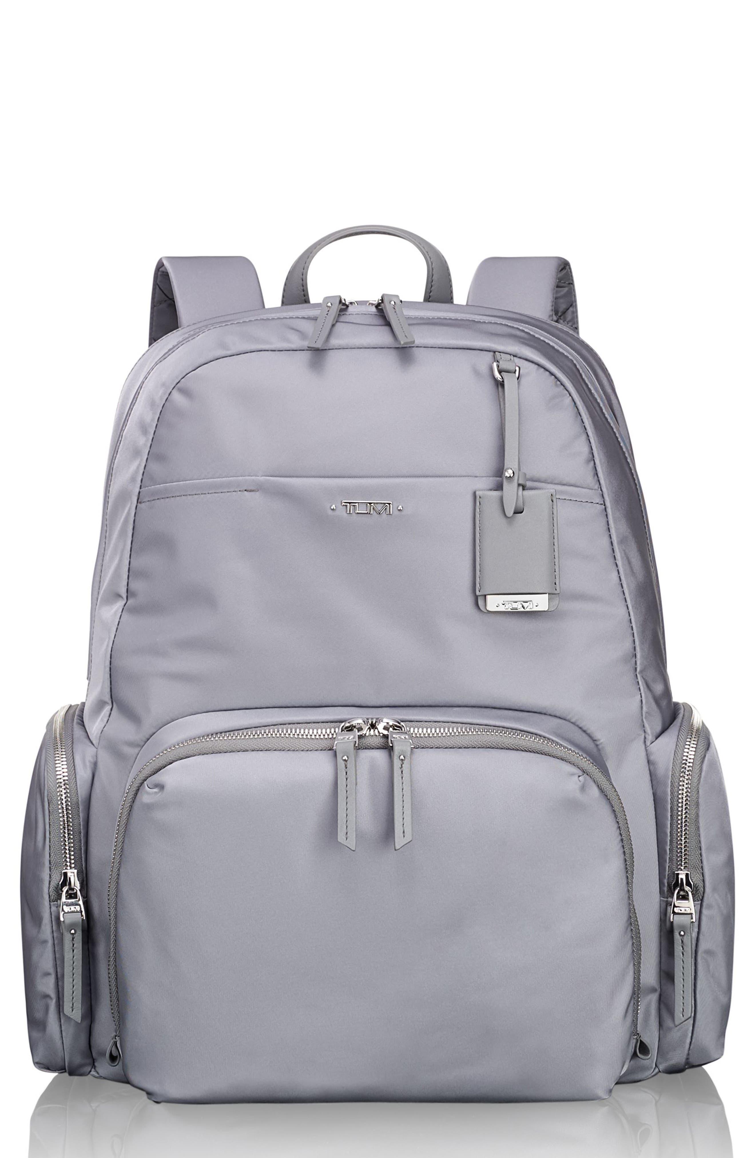 Calais Nylon 15-Inch Computer Commuter Backpack,                             Main thumbnail 1, color,                             021