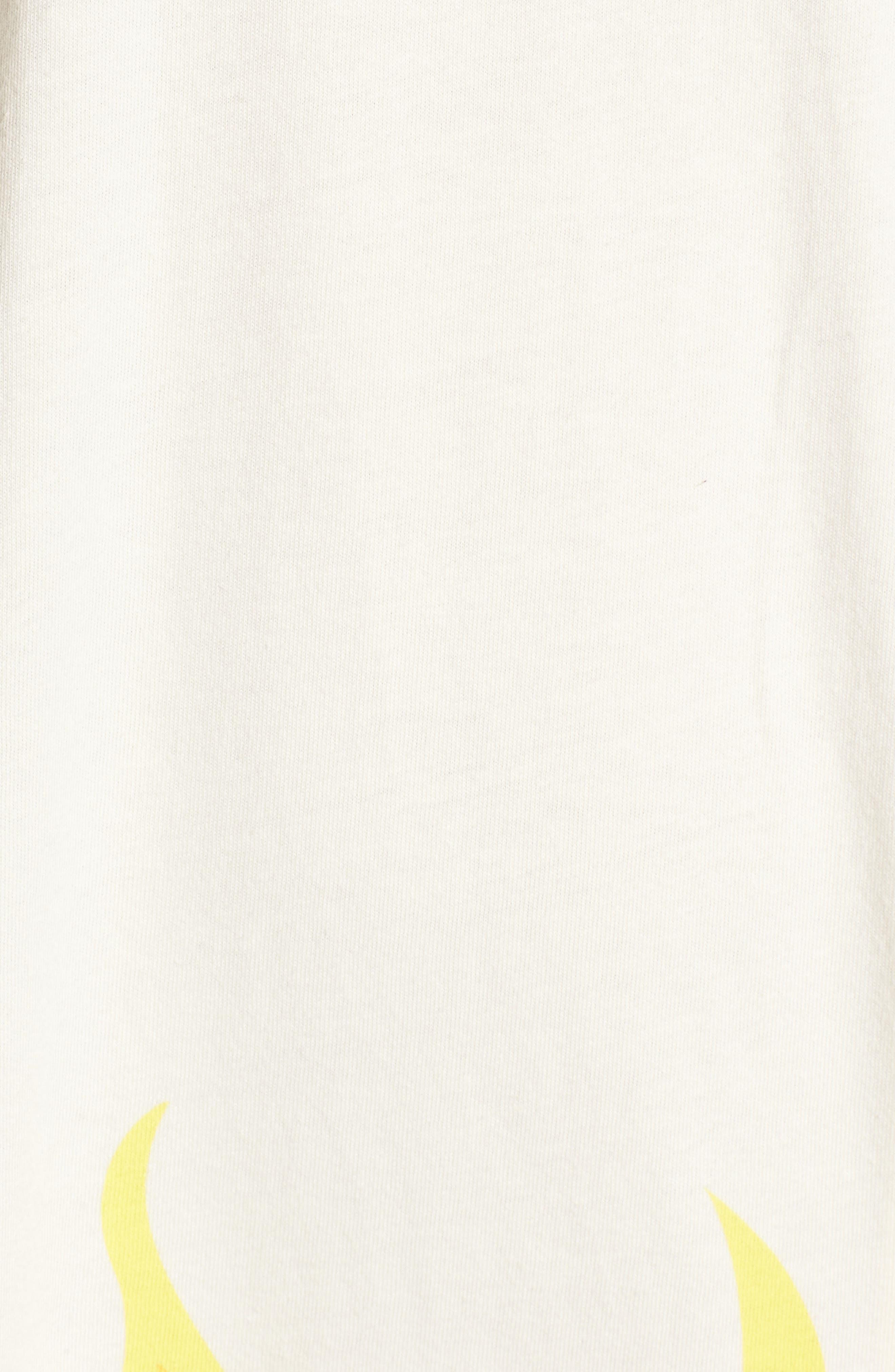 Wildfire T-Shirt Dress,                             Alternate thumbnail 5, color,                             901