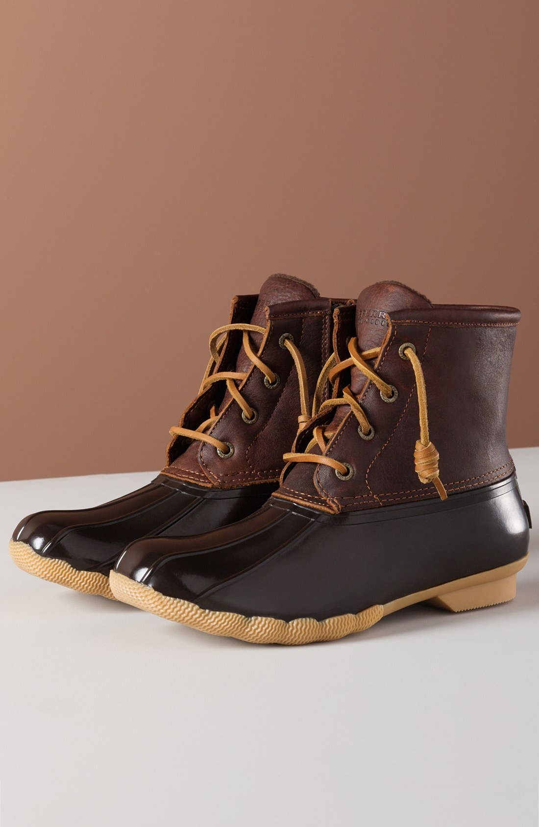 Saltwater Duck Boot,                             Alternate thumbnail 7, color,                             201