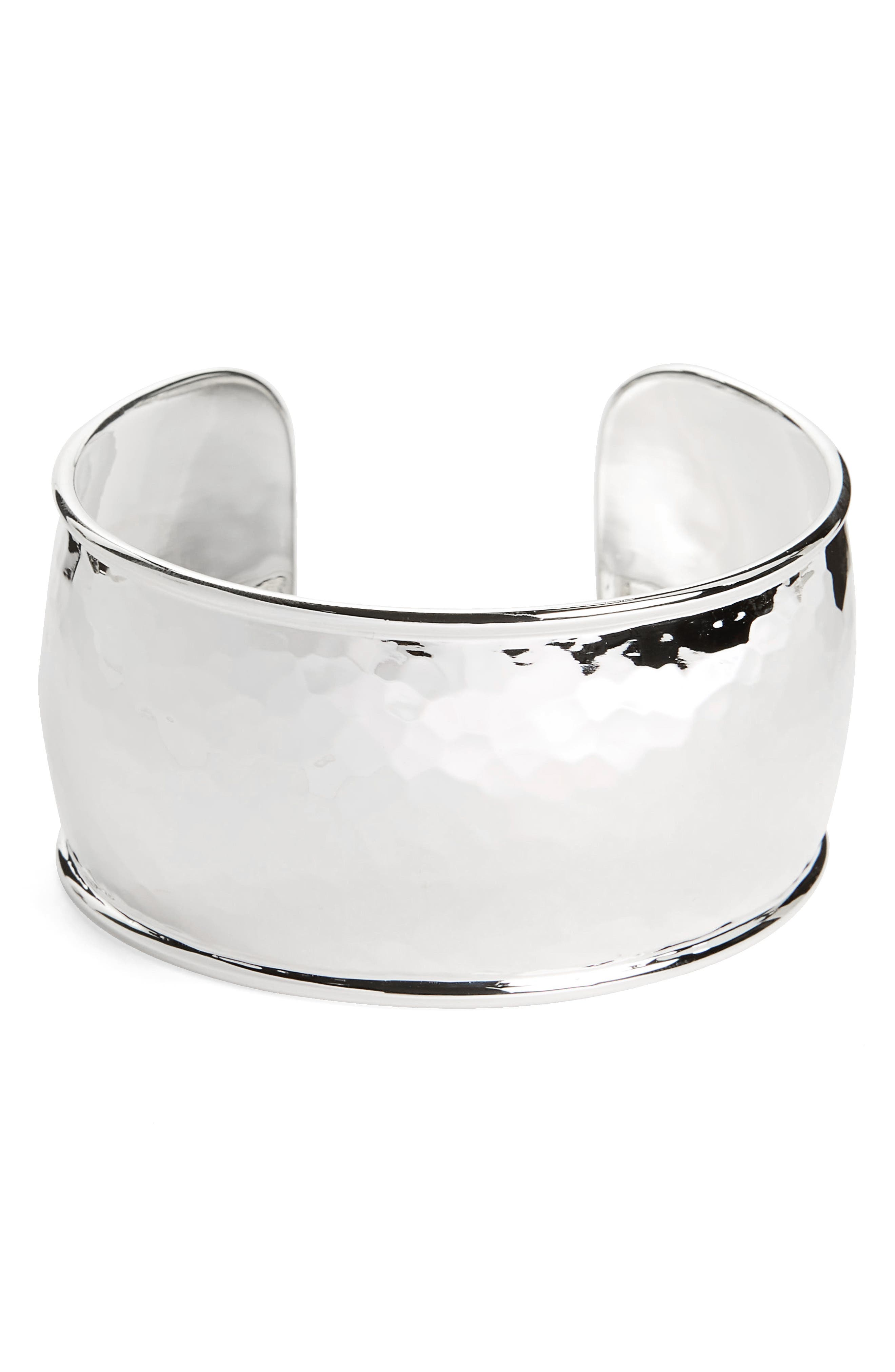 'Goddess' Hammered Cuff,                             Alternate thumbnail 2, color,                             040