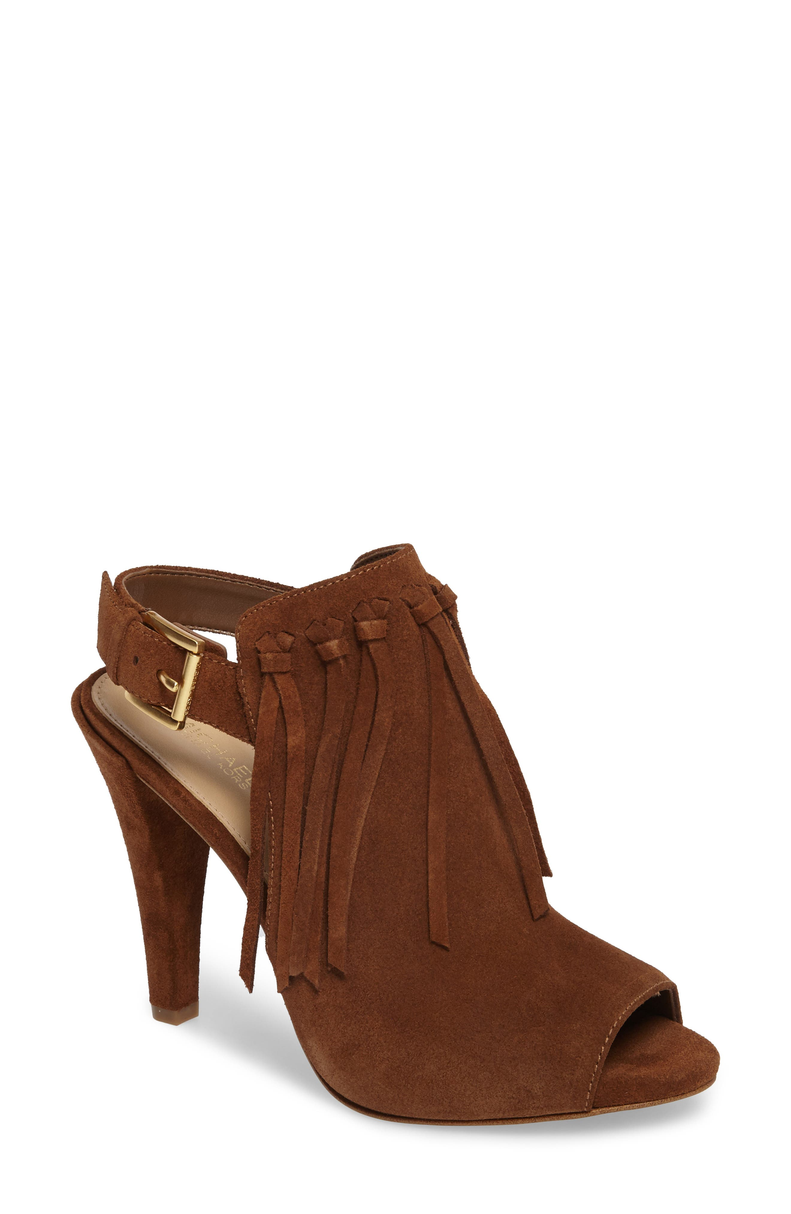 Kassidy Open Toe Bootie,                             Main thumbnail 2, color,