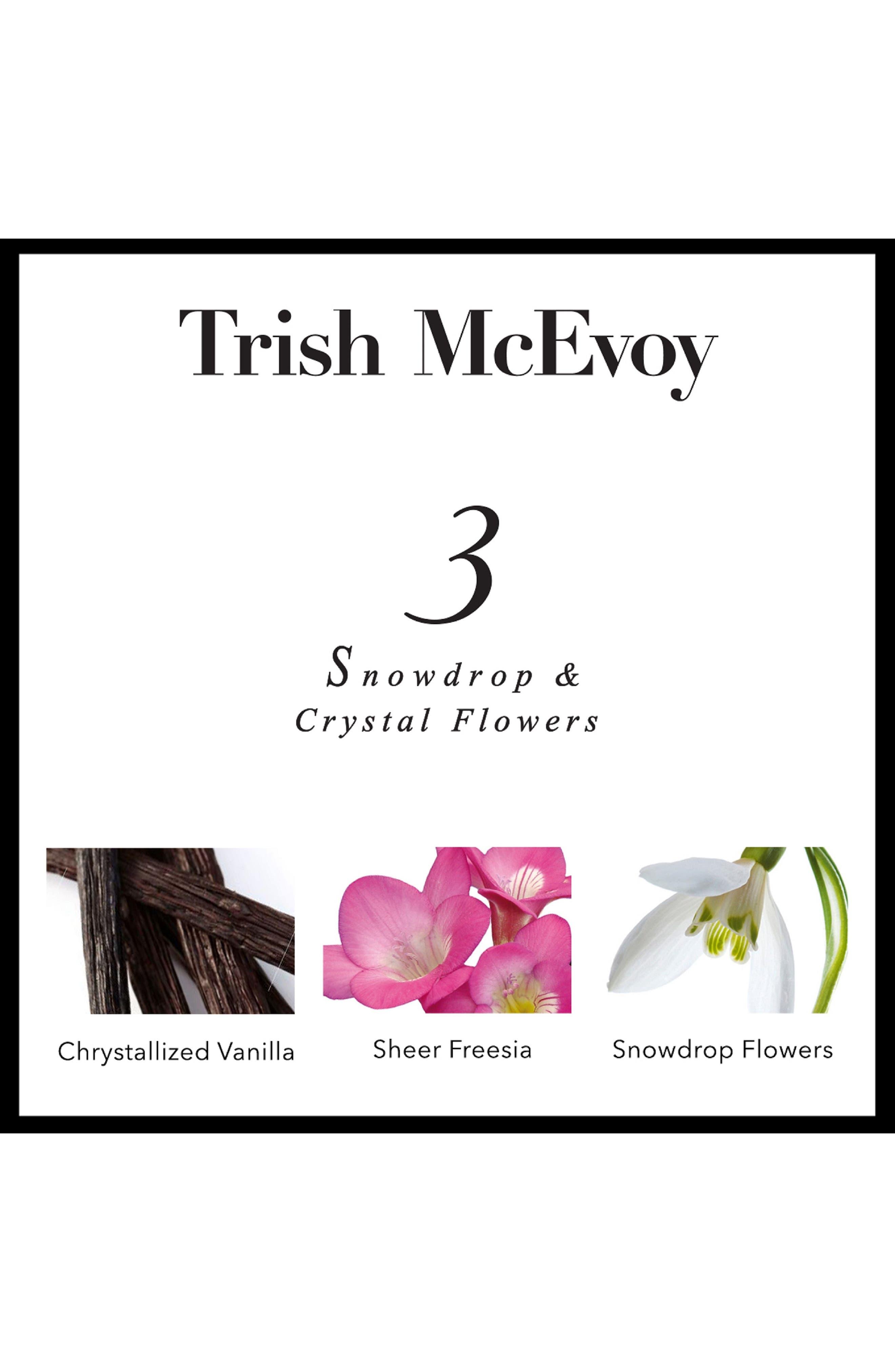 'No. 3 Snowdrop & Crystal Flowers' Eau de Toilette,                             Alternate thumbnail 2, color,                             NO COLOR