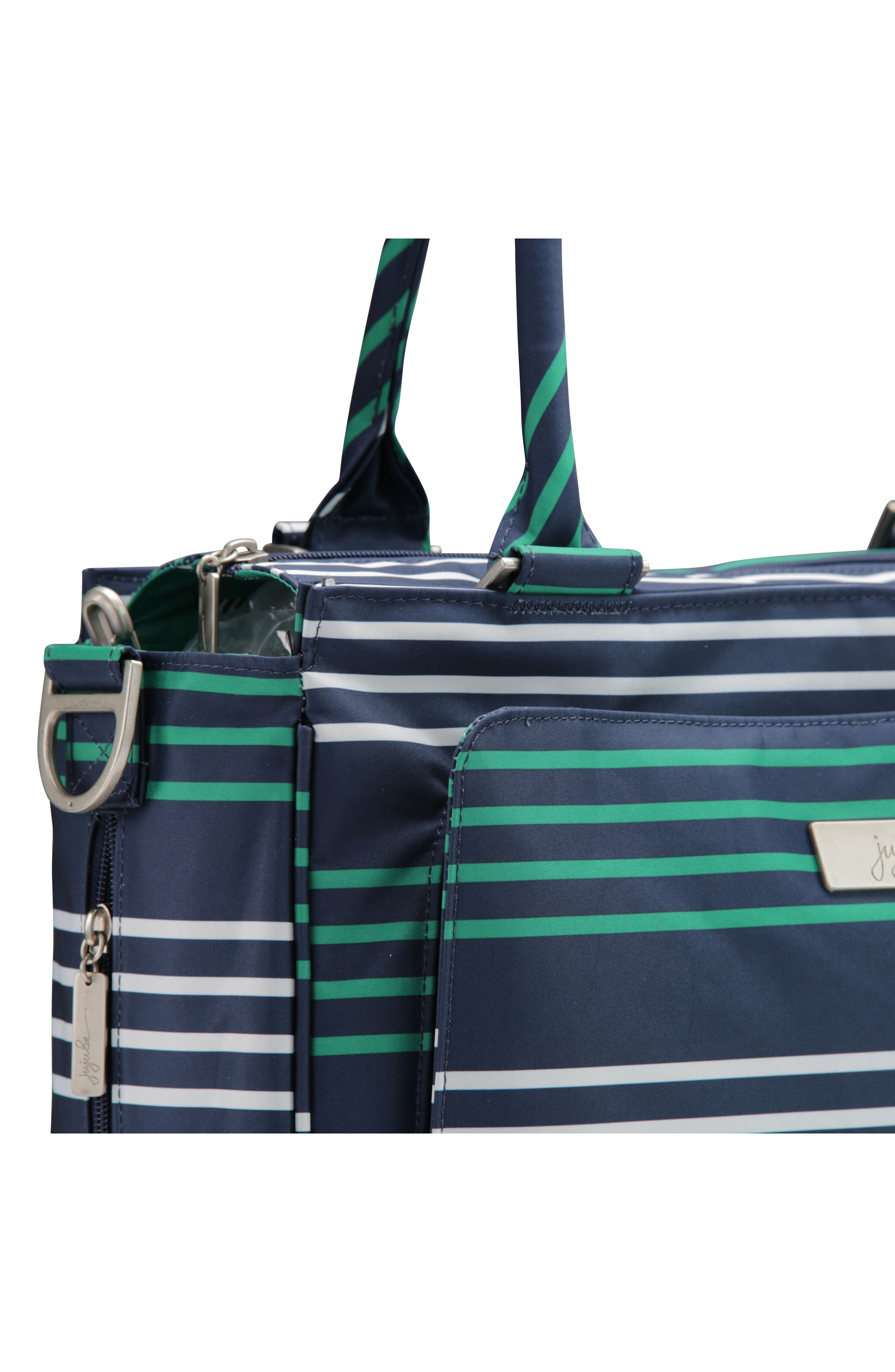 Be Classy - Coastal Collection Diaper Bag,                             Alternate thumbnail 21, color,