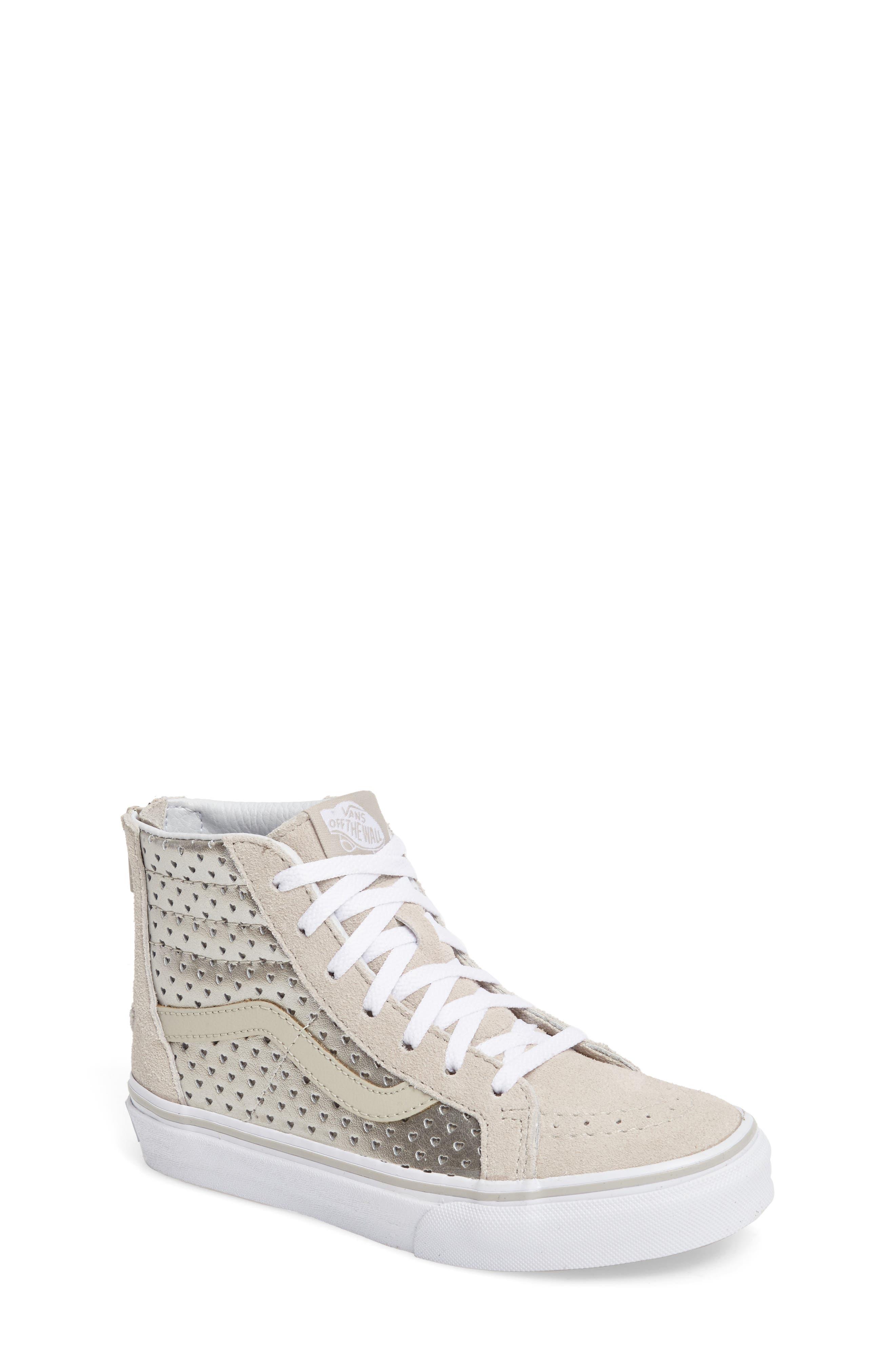Sk8-Hi Zip Sneaker,                             Main thumbnail 1, color,                             040