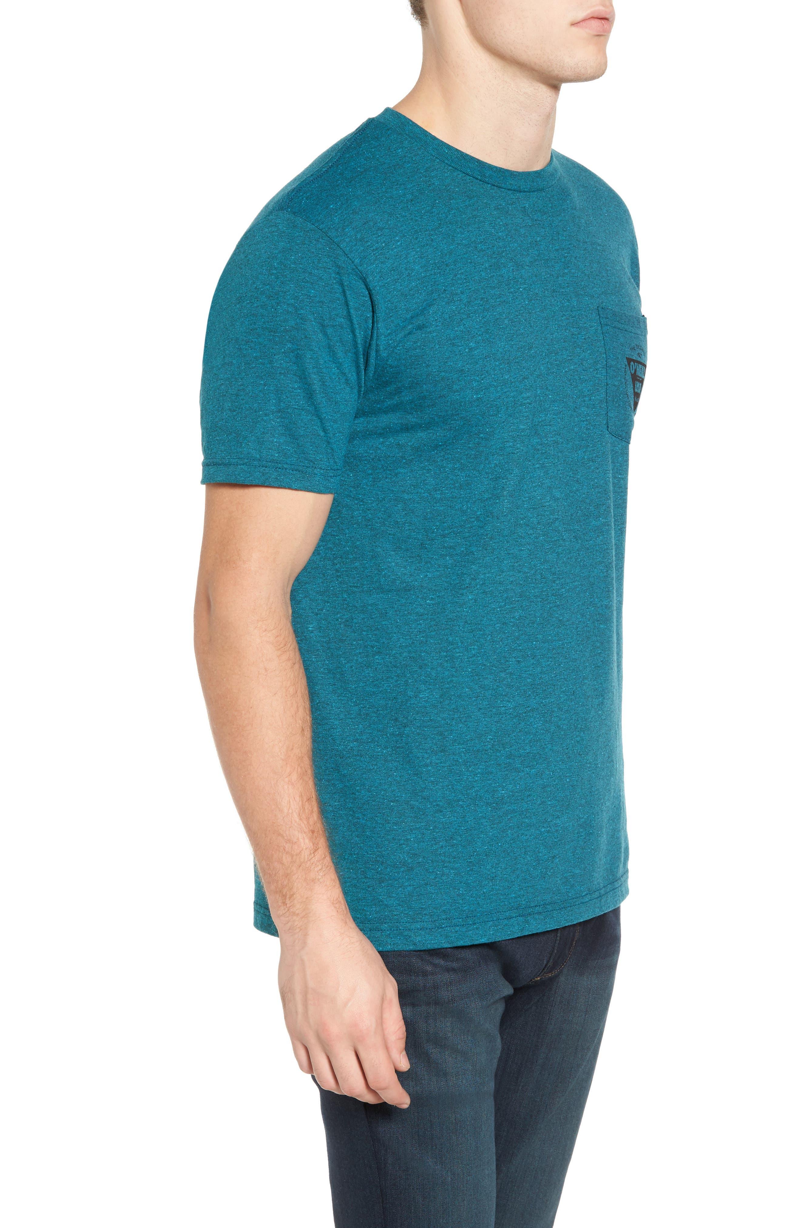 Diver Graphic Pocket T-Shirt,                             Alternate thumbnail 9, color,