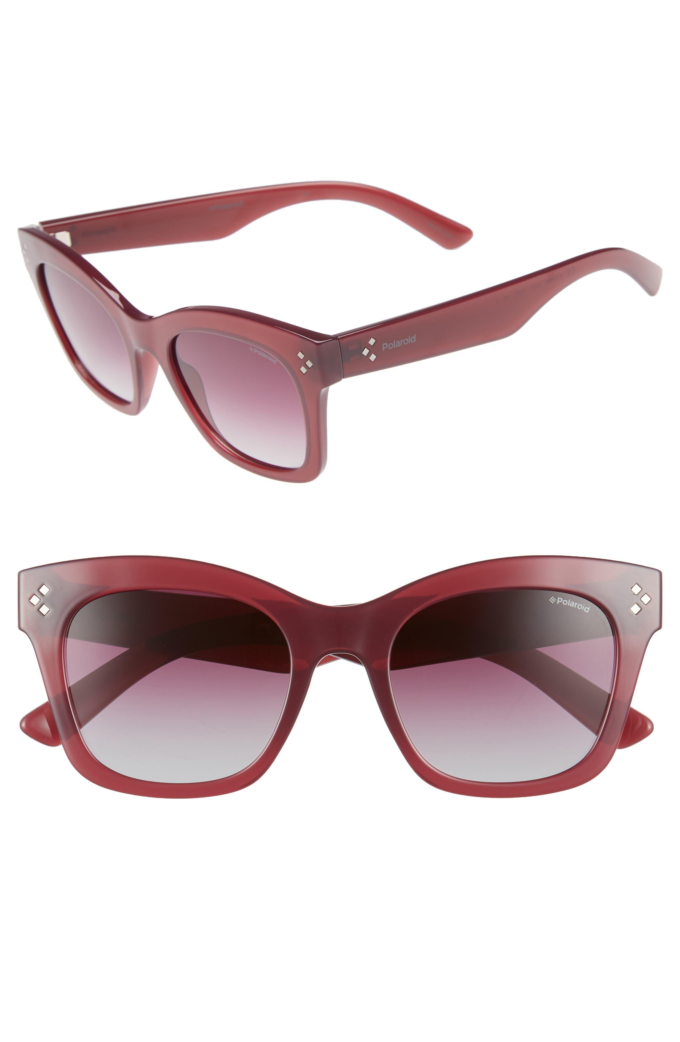 Core 51mm Polarized Sunglasses,                             Main thumbnail 4, color,