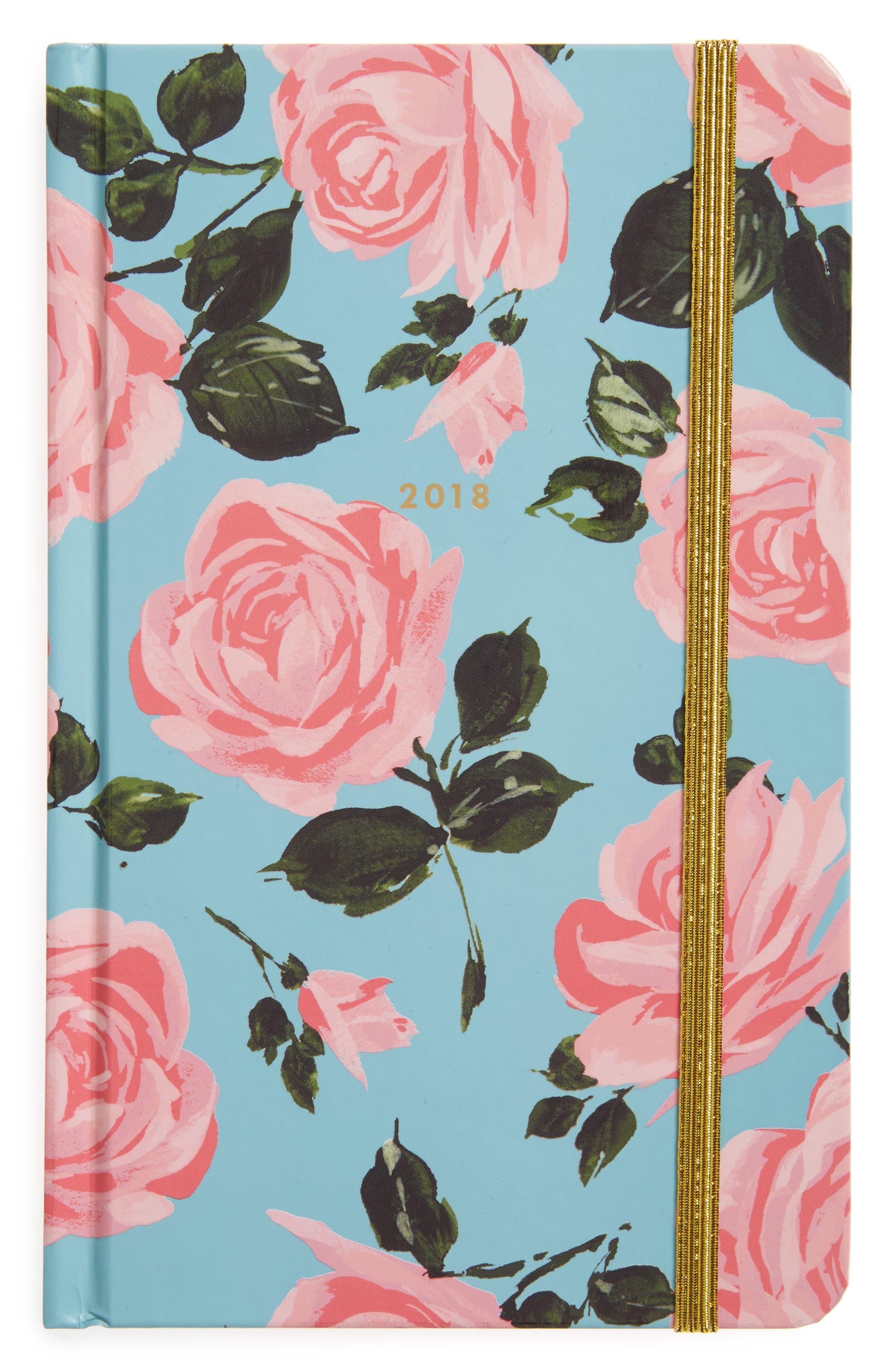 Rose Parade 17-Month Hardcover Agenda,                         Main,                         color, 400