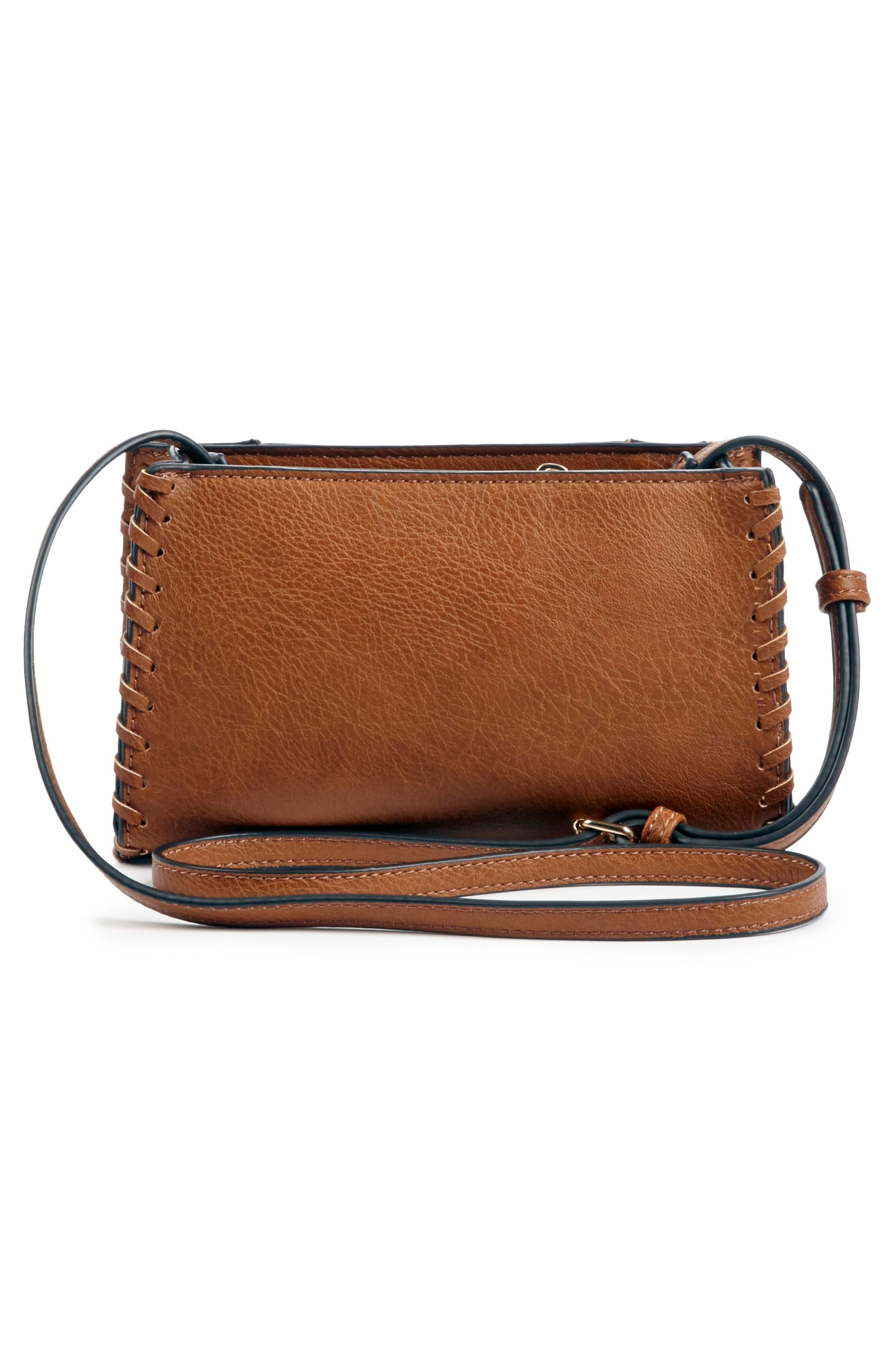 SOLE SOCIETY,                             Destin Faux Leather Crossbody Bag,                             Alternate thumbnail 2, color,                             230