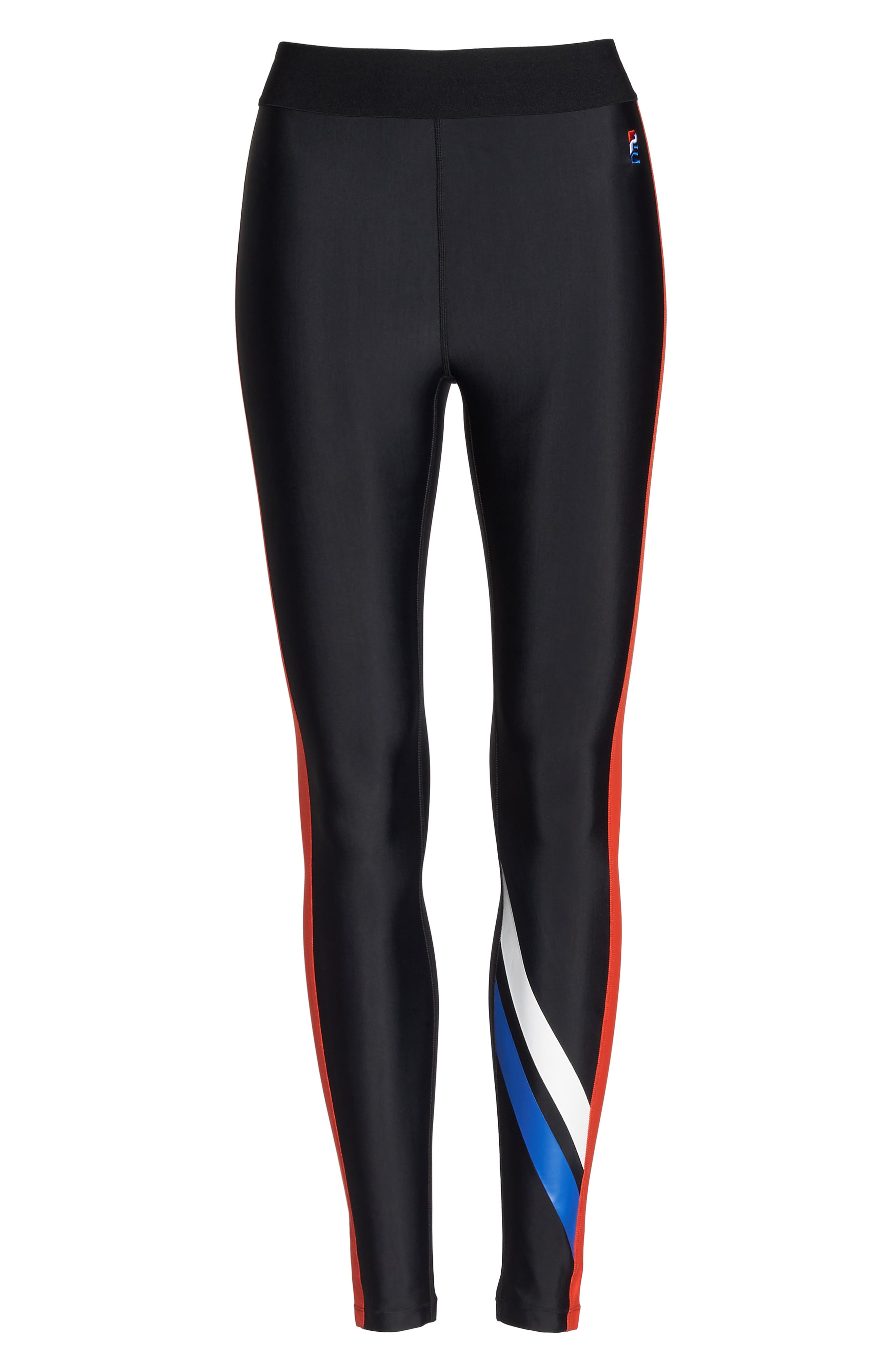 The Knock Out Leggings,                             Alternate thumbnail 6, color,                             001