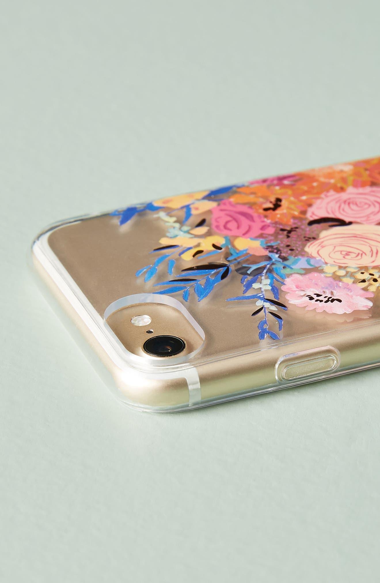 Bridgette Thornton iPhone 6/6s/7/8 Case,                             Alternate thumbnail 3, color,                             678
