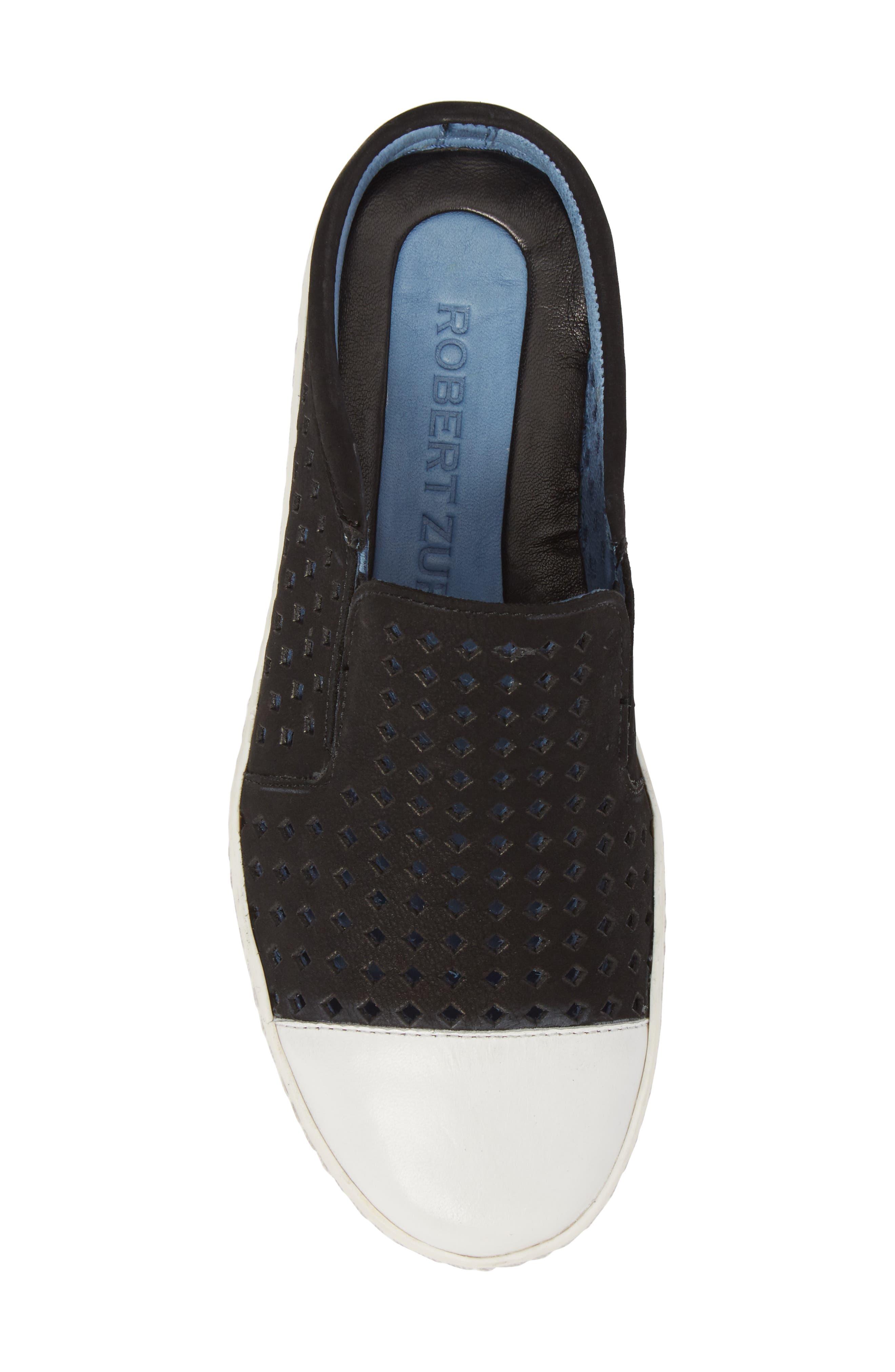 Tippy Slip-On Sneaker,                             Alternate thumbnail 5, color,                             003