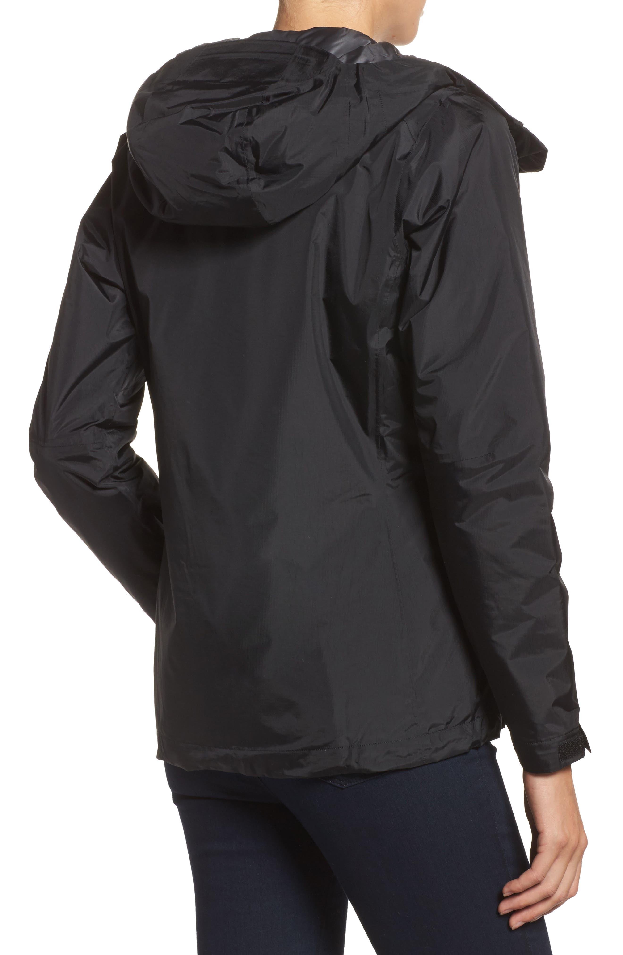 Torrentshell Packable Waterproof Insulated Jacket,                             Alternate thumbnail 2, color,                             BLACK