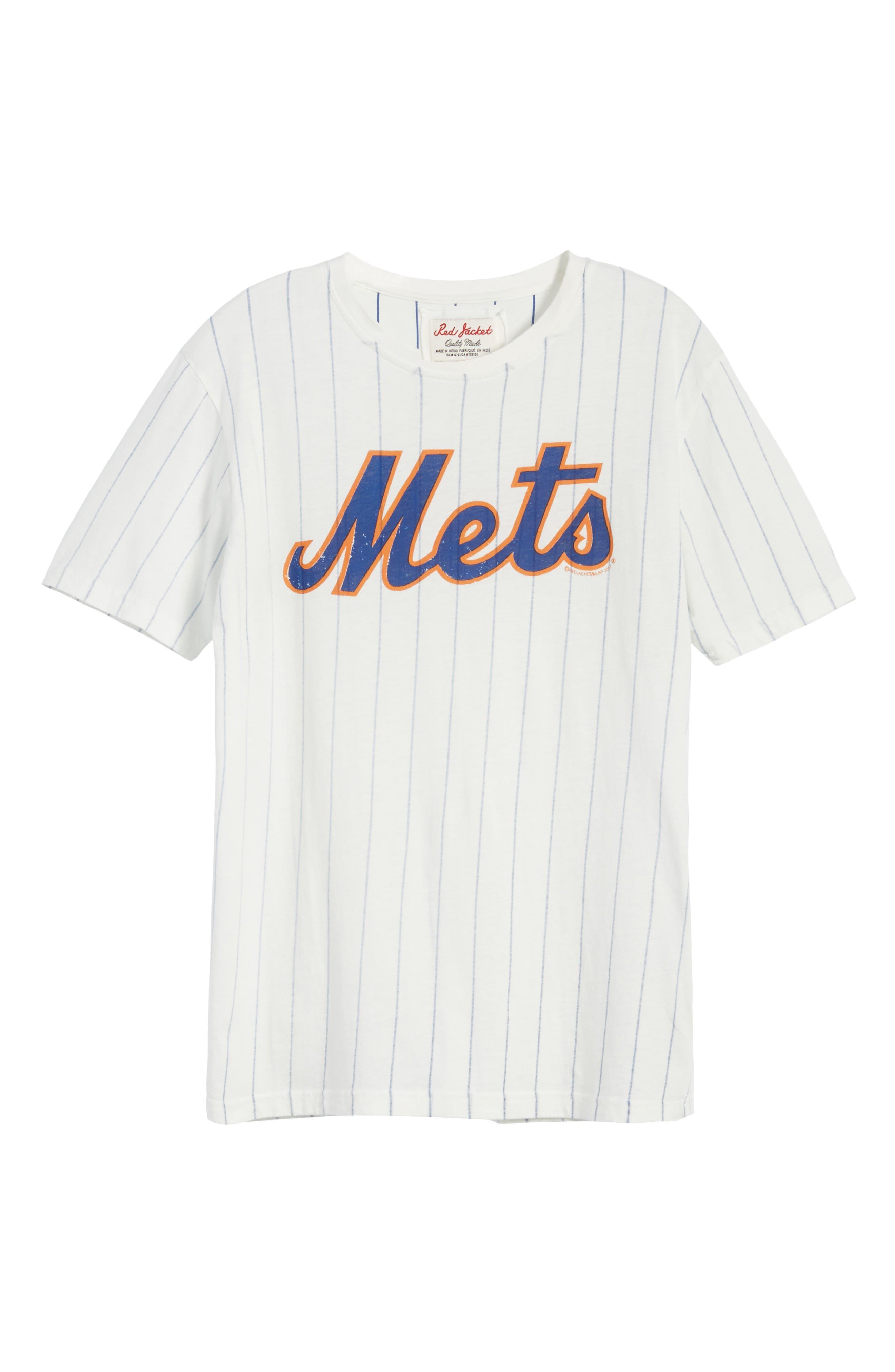 Brass Tack New York Mets T-Shirt,                             Alternate thumbnail 6, color,                             182