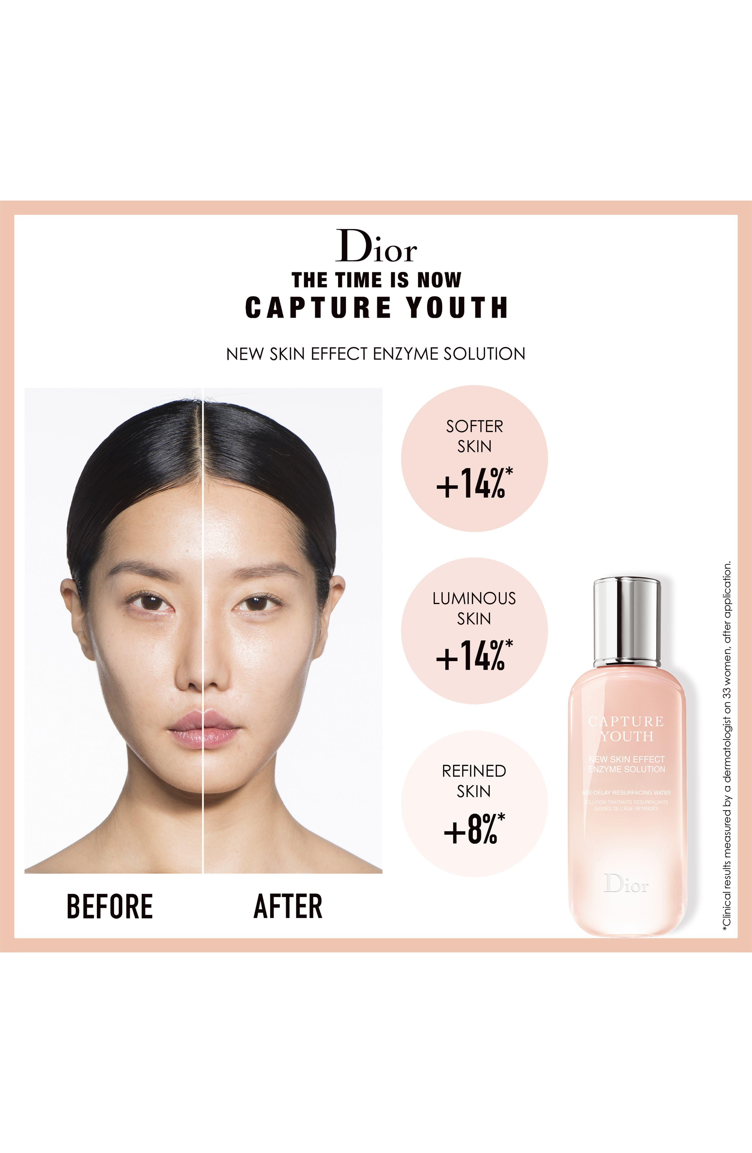Capture Youth New Skin Effect Enzyme Solution,                             Alternate thumbnail 3, color,                             NO COLOR