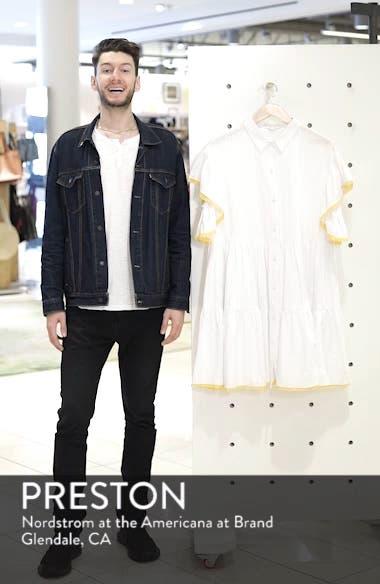 Shirred Shirt Dress, sales video thumbnail