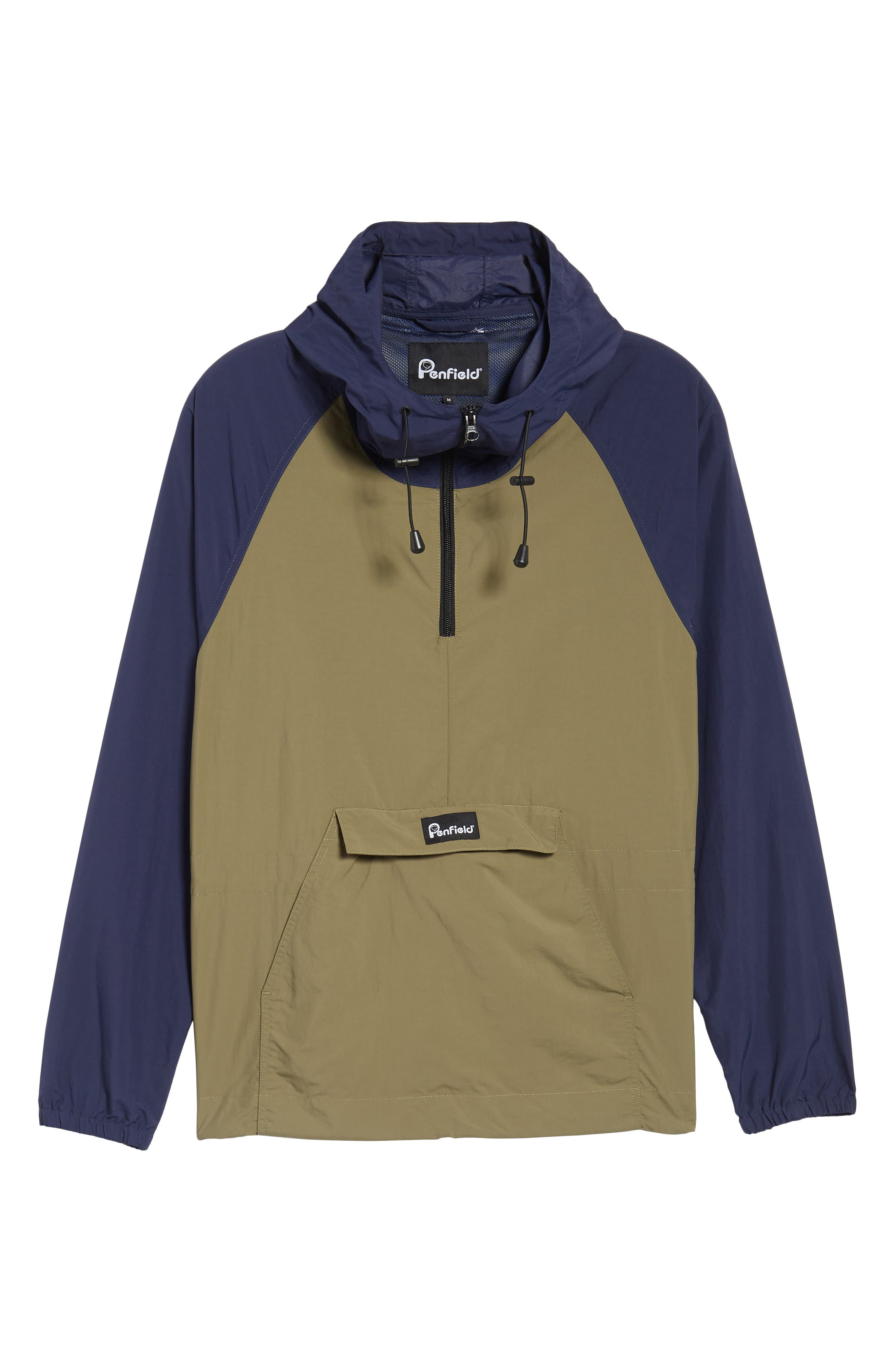 Pacjac Colorblock Pullover,                             Alternate thumbnail 10, color,