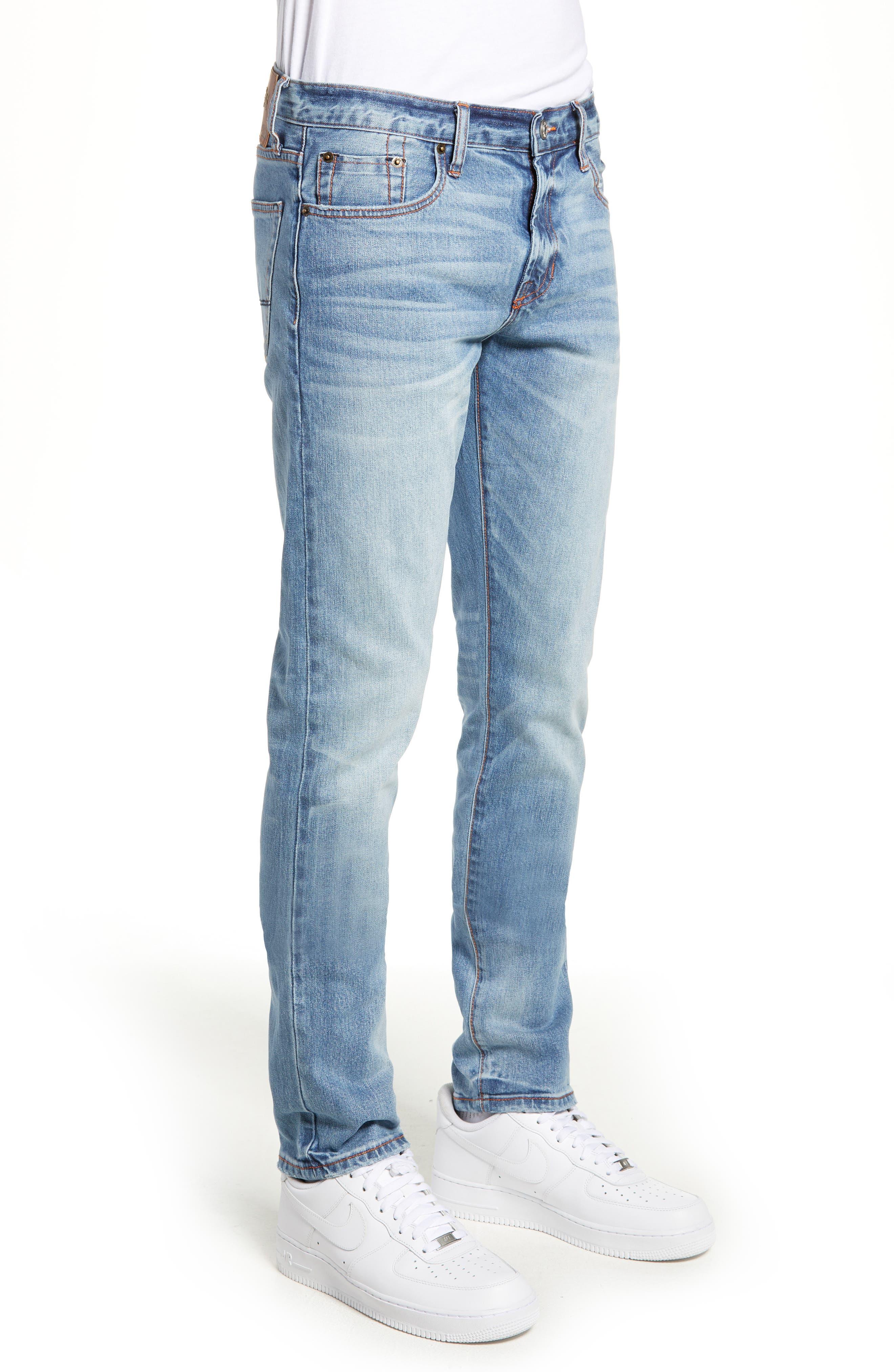 Jim Slim Fit Jeans,                             Alternate thumbnail 3, color,                             BROOME