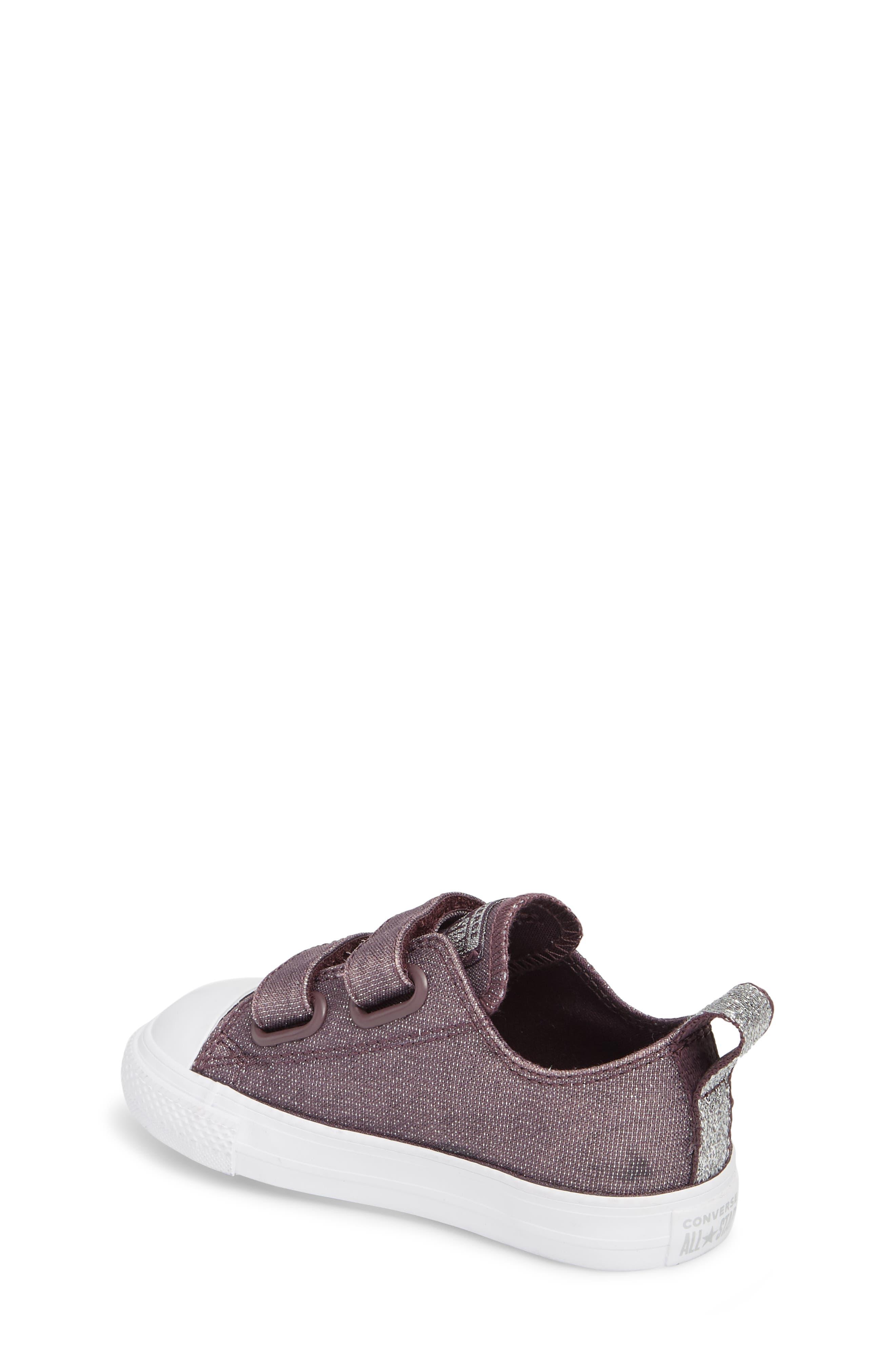 All Star<sup>®</sup> Shimmer 2V Sneaker,                             Alternate thumbnail 2, color,                             555