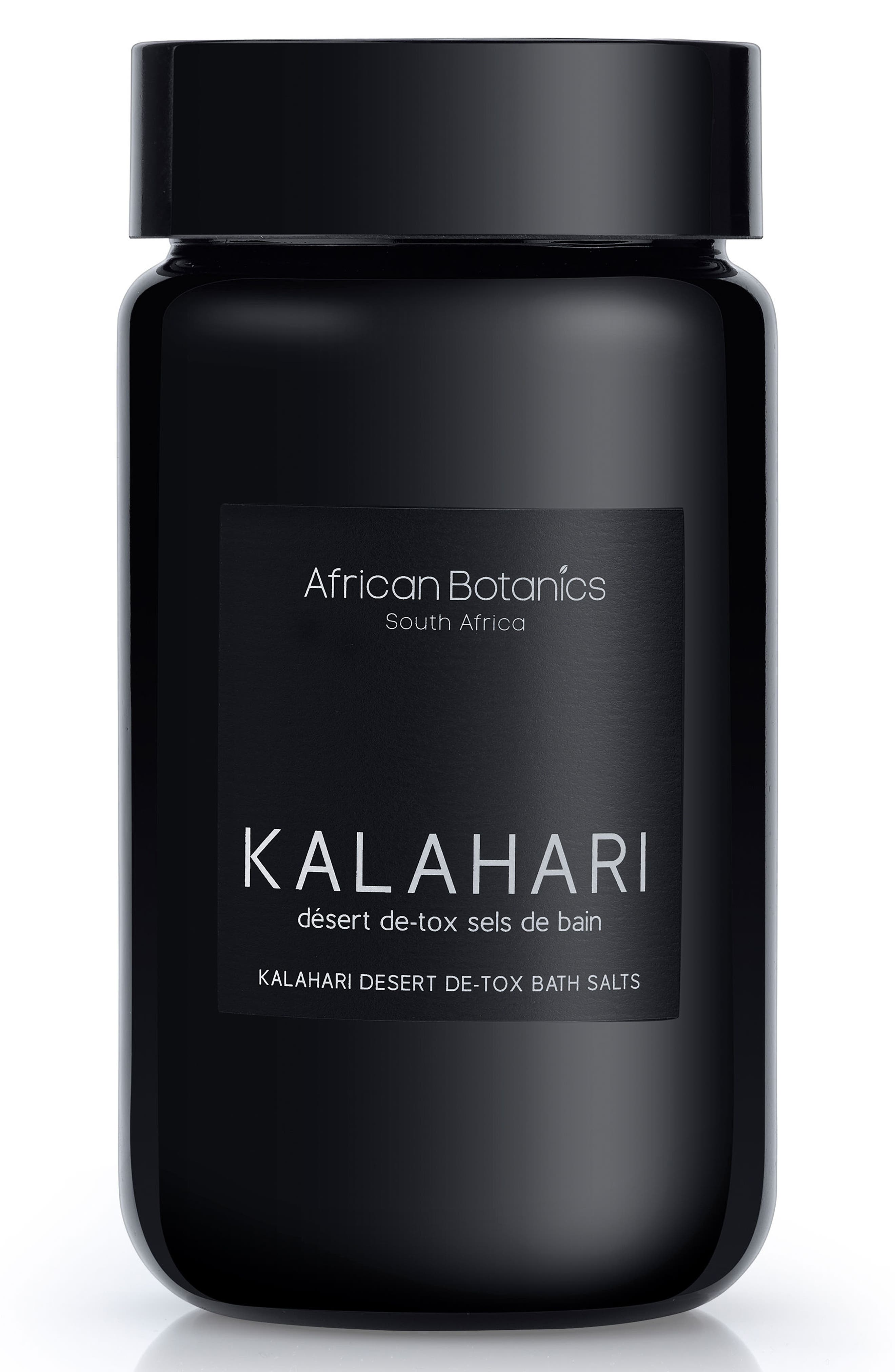 Kalahari Desert Detox Bath Salts, Main, color, 000