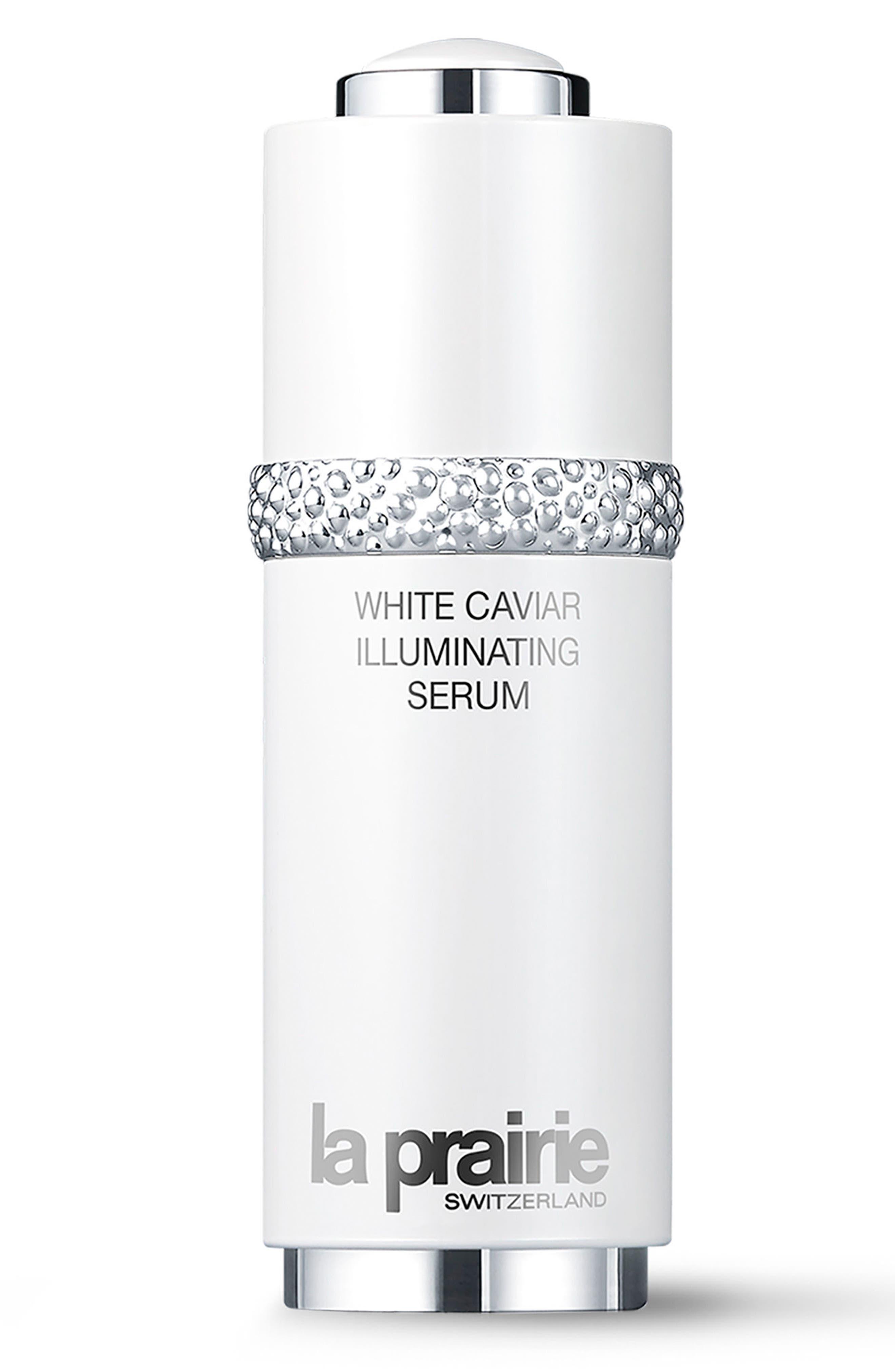 White Caviar Illuminating Serum,                             Main thumbnail 1, color,                             NO COLOR