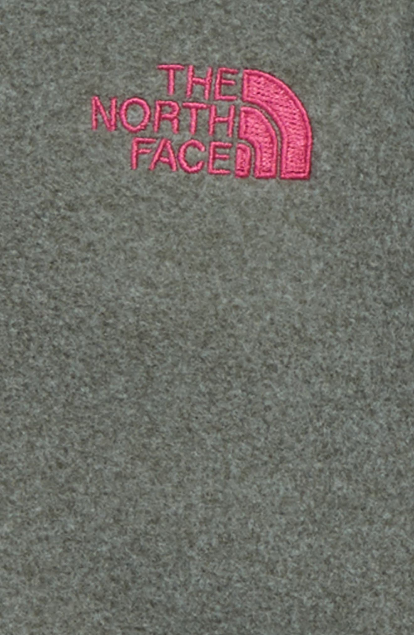 THE NORTH FACE,                             Glacier Full Zip Hoodie,                             Alternate thumbnail 2, color,                             439