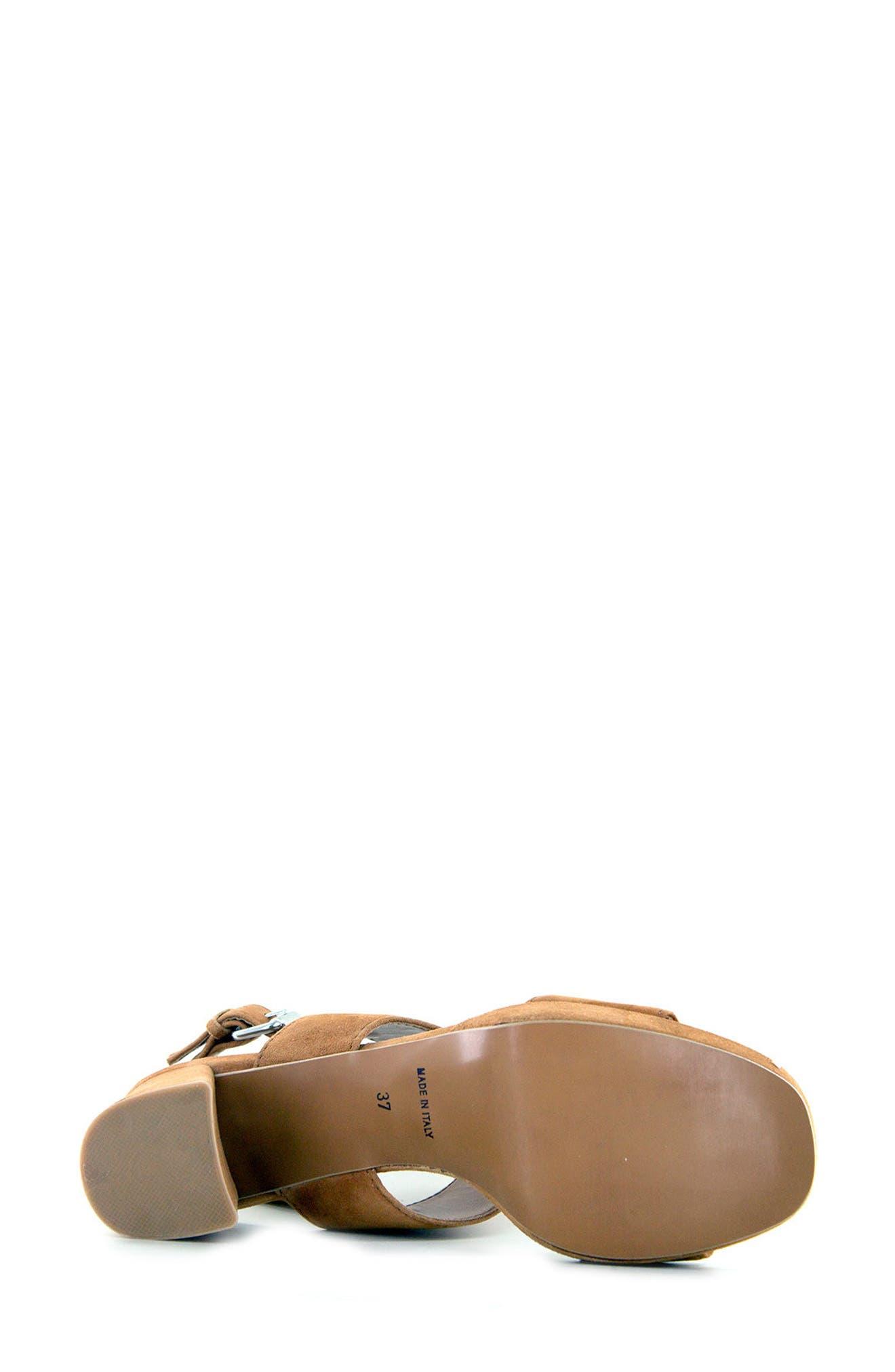 Summit Emilia Block Heel Sandal,                             Alternate thumbnail 12, color,