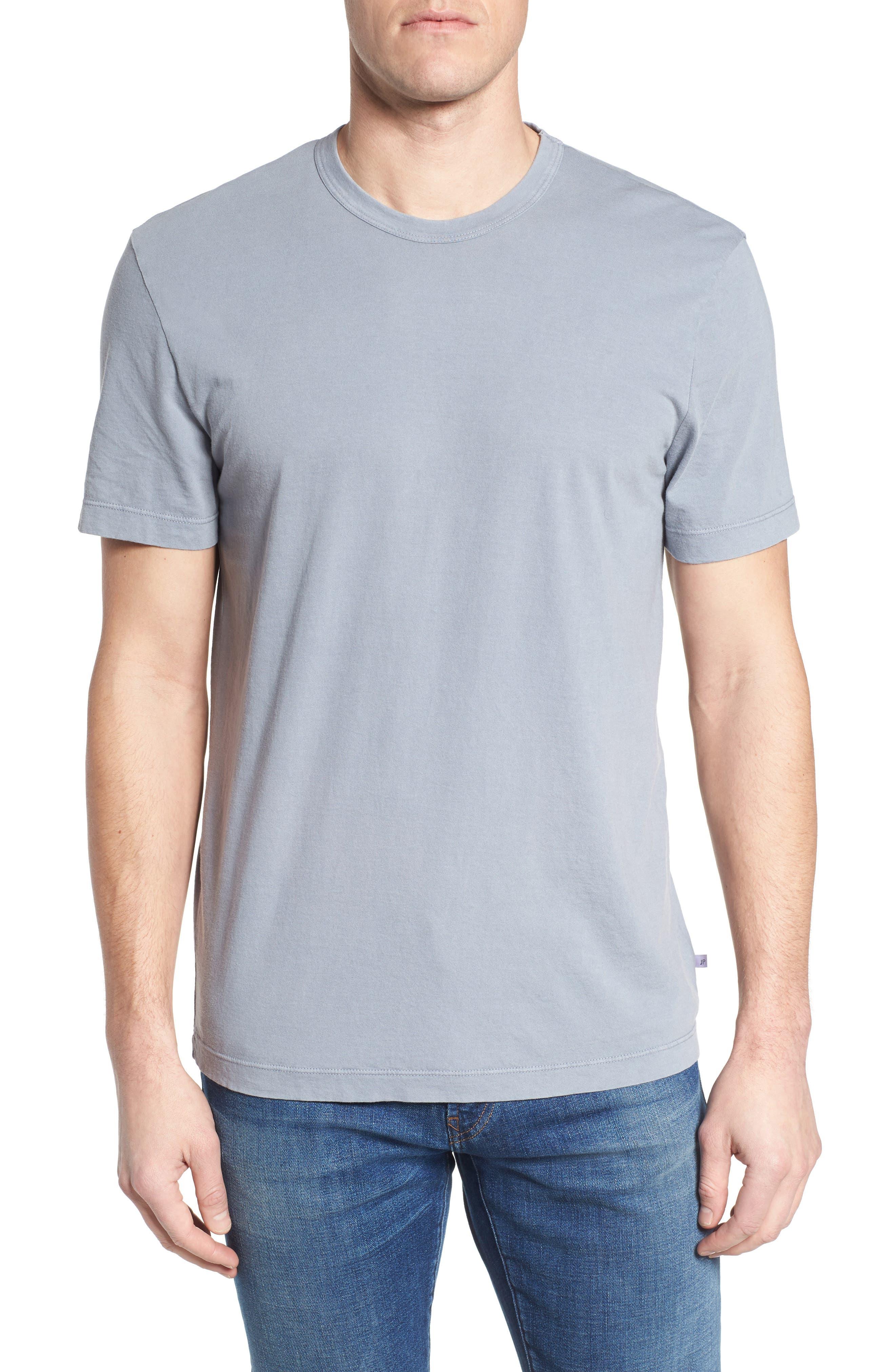 Crewneck Jersey T-Shirt,                             Alternate thumbnail 117, color,