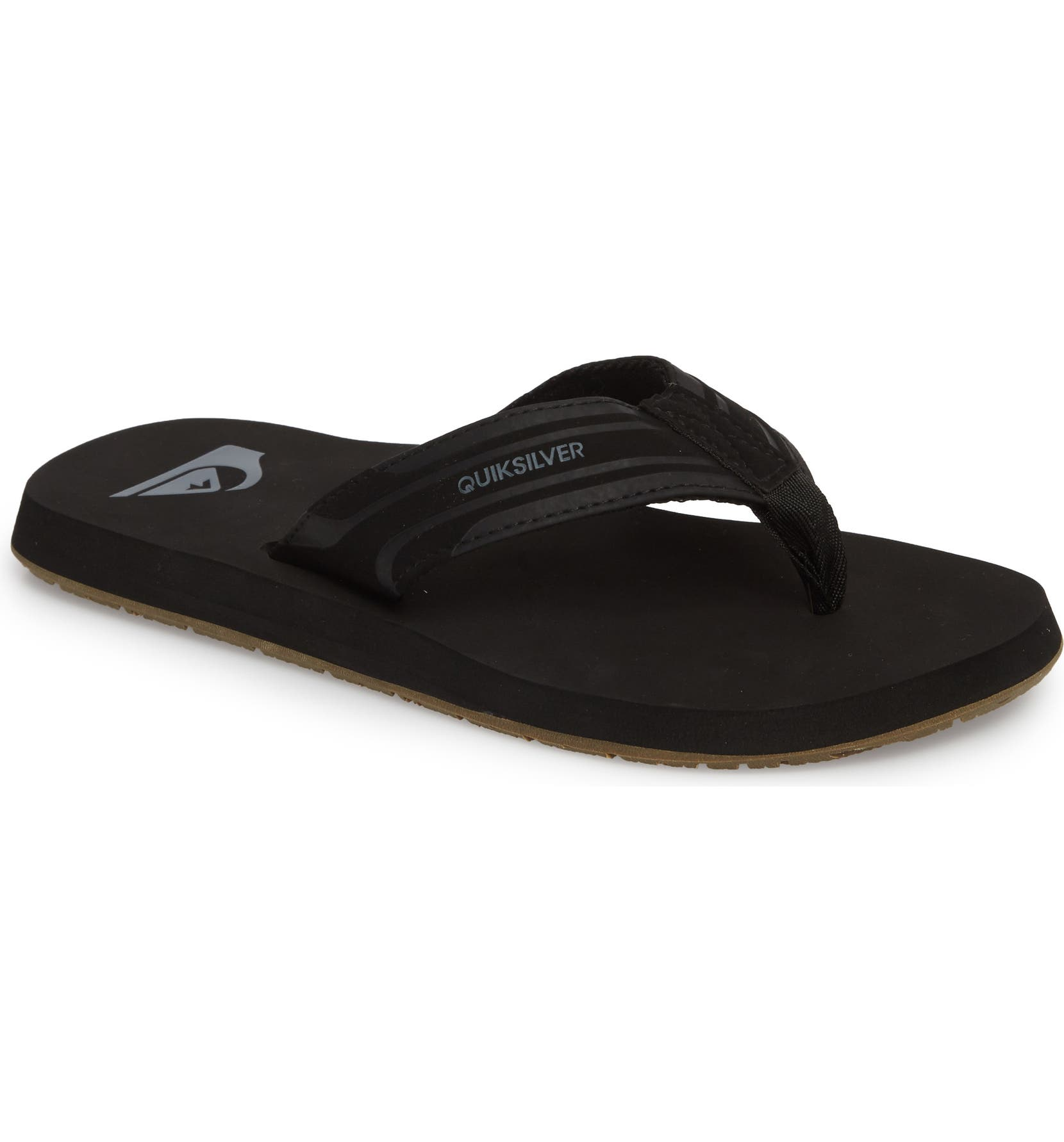 42368bc375d4 Quiksilver Monkey Wrench Flip Flop (Toddler