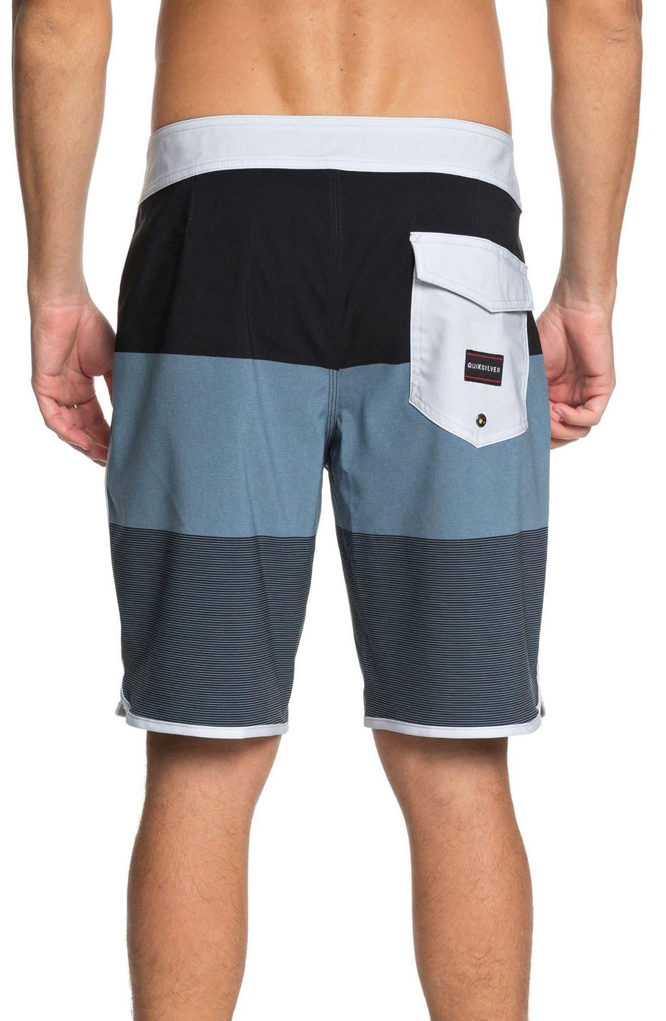 Highline Tijuana Scallop Board Shorts,                             Alternate thumbnail 2, color,                             440