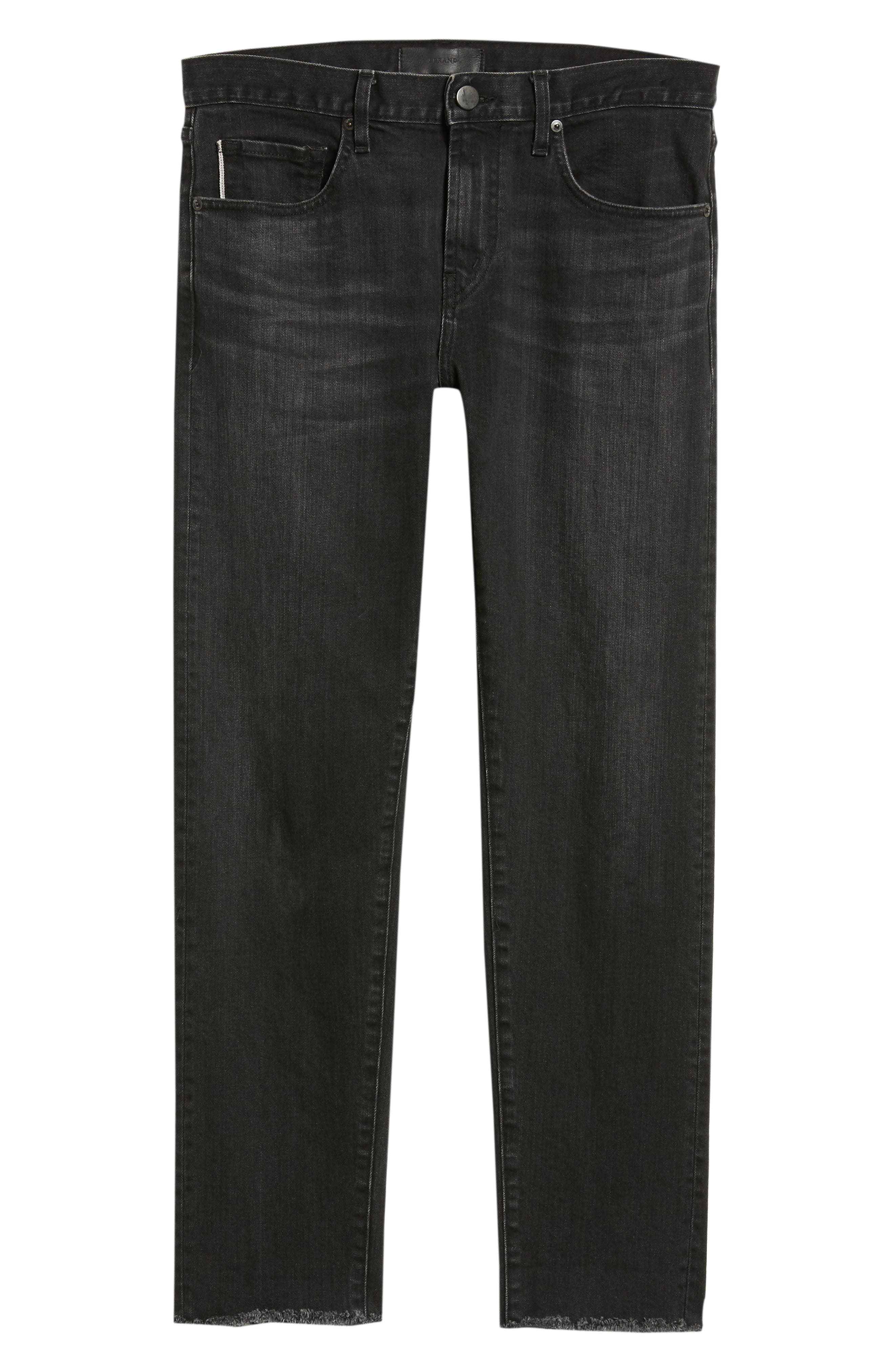 Eli Tapered Fit Jeans,                             Alternate thumbnail 6, color,                             GONZOPICT