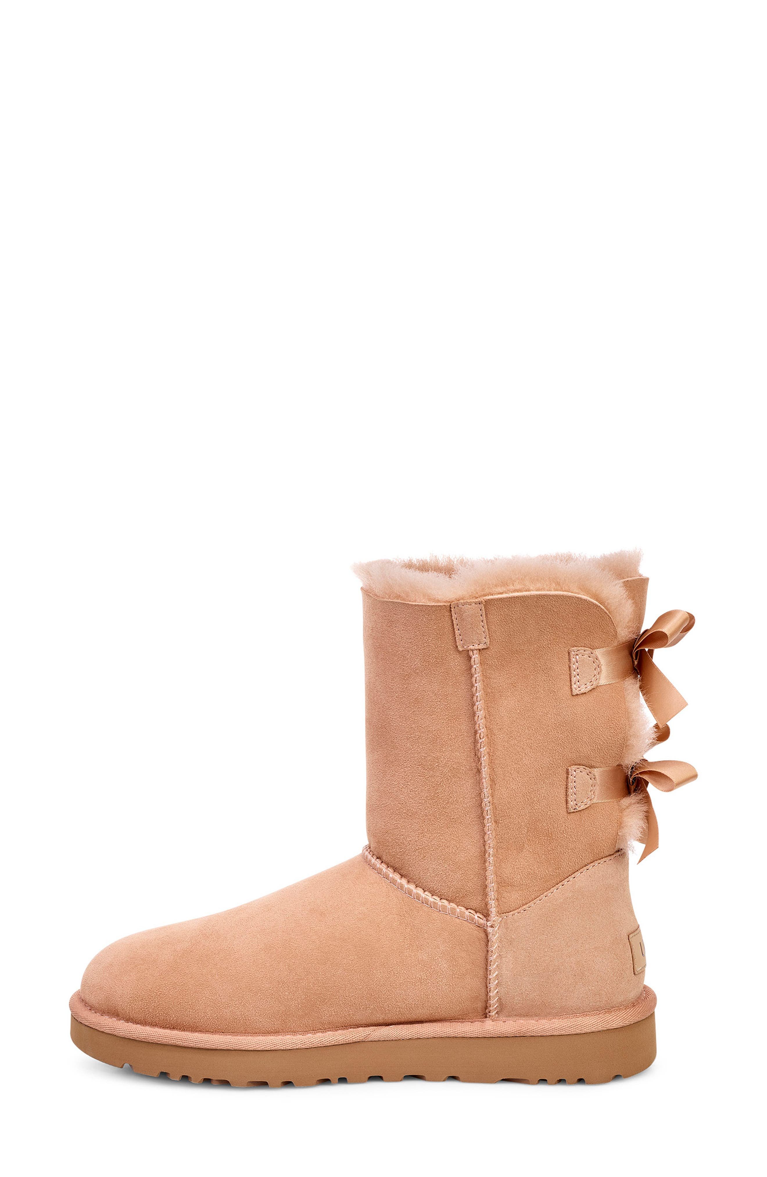 'Bailey Bow II' Boot,                             Alternate thumbnail 6, color,                             ARROYO SUEDE