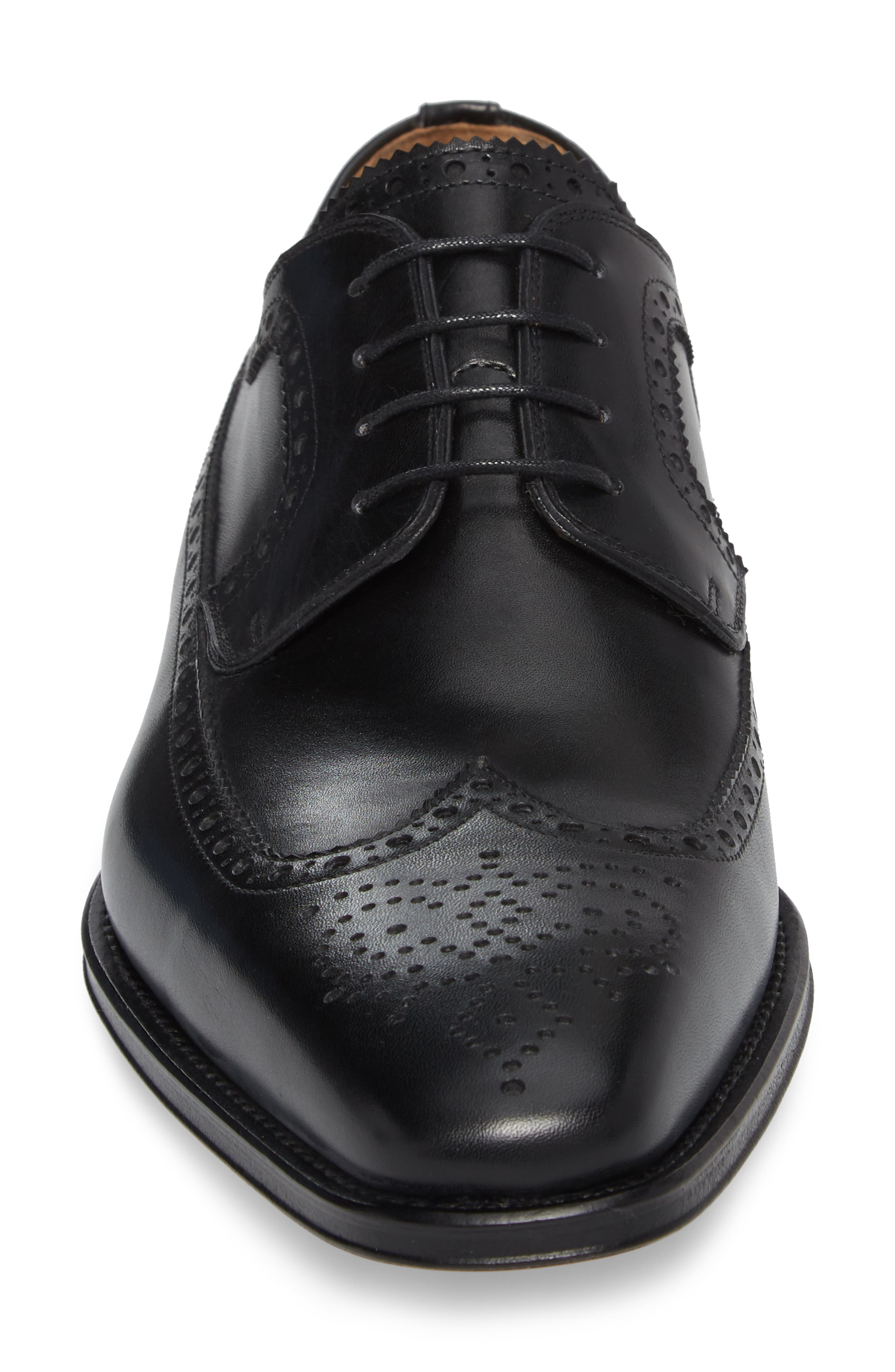 Marbelo Longwing Derby,                             Alternate thumbnail 4, color,                             001