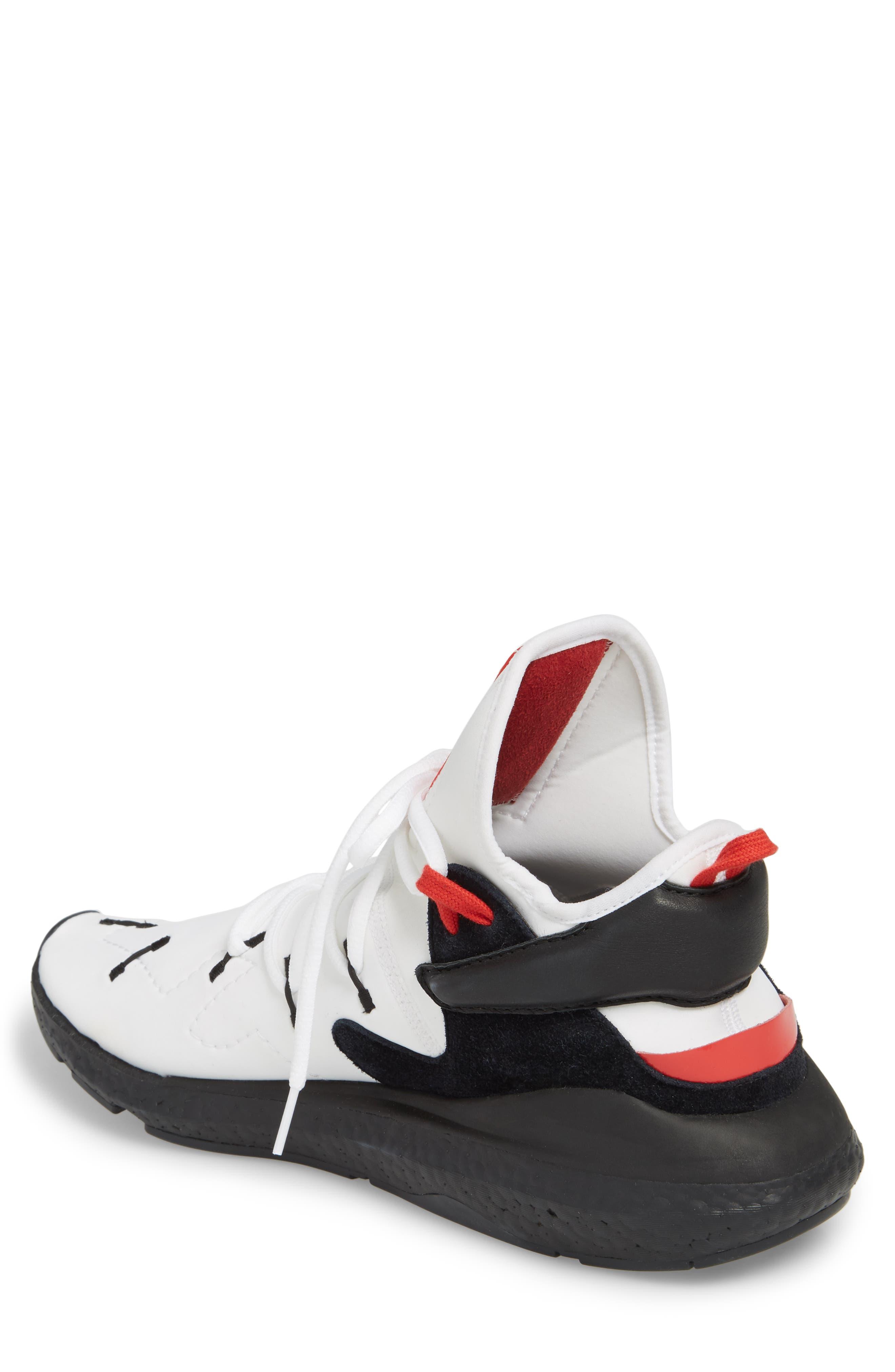 Y-3,                             x adidas Kusari II Sneaker,                             Alternate thumbnail 2, color,                             100