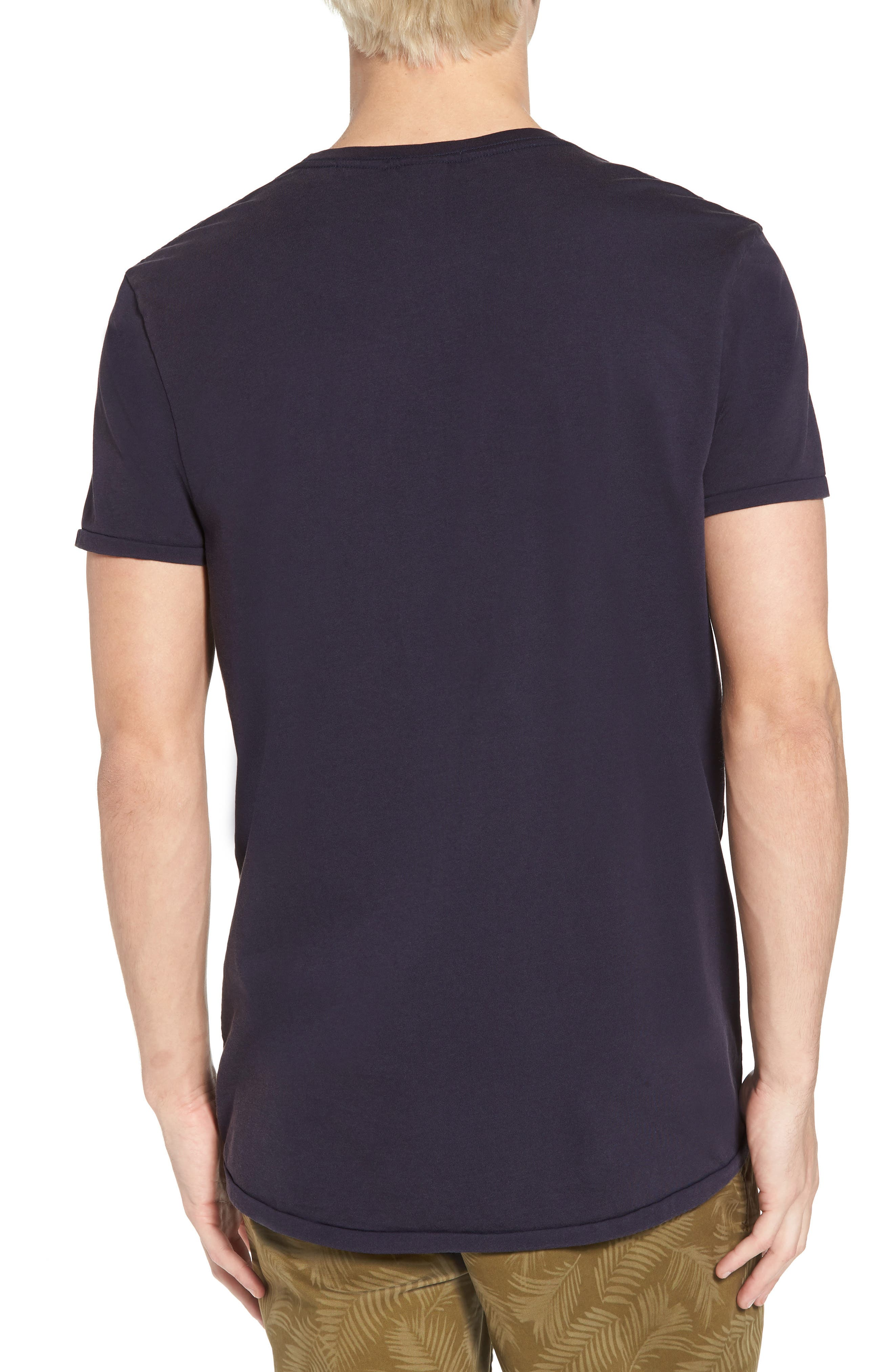 Surfer Graphic T-Shirt,                             Alternate thumbnail 2, color,                             NIGHT