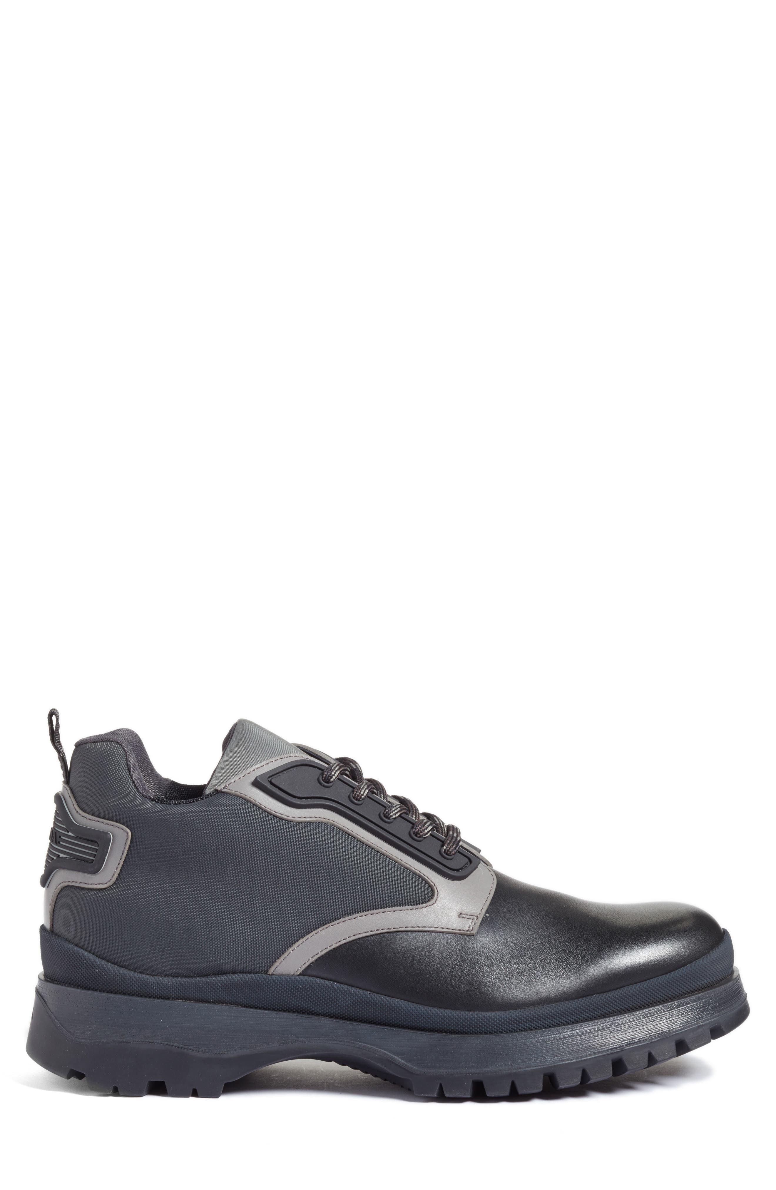 Tech Sneaker Boot,                             Alternate thumbnail 3, color,                             007