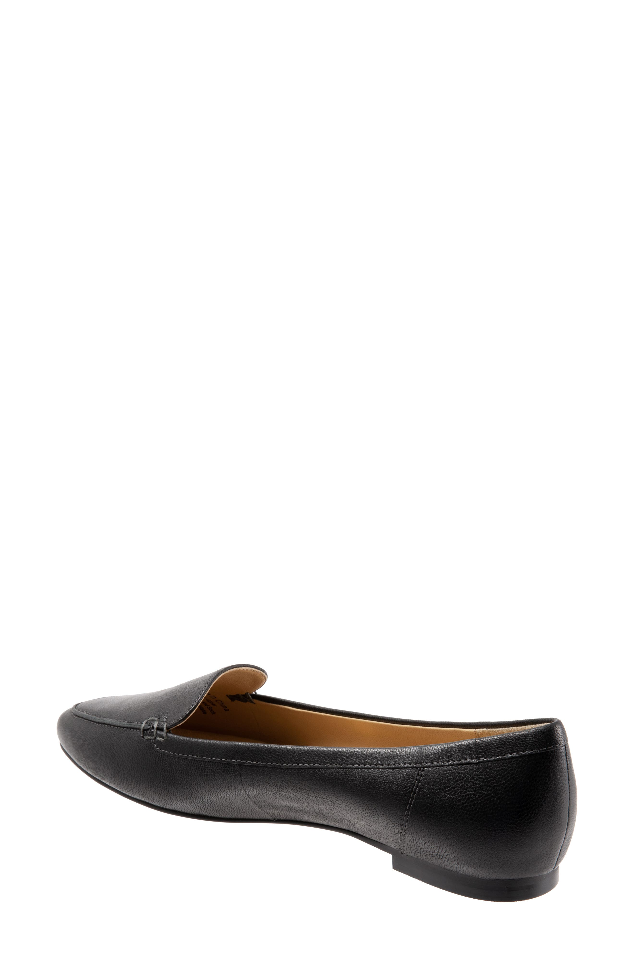 Ember Flat,                             Alternate thumbnail 2, color,                             BLACK LEATHER