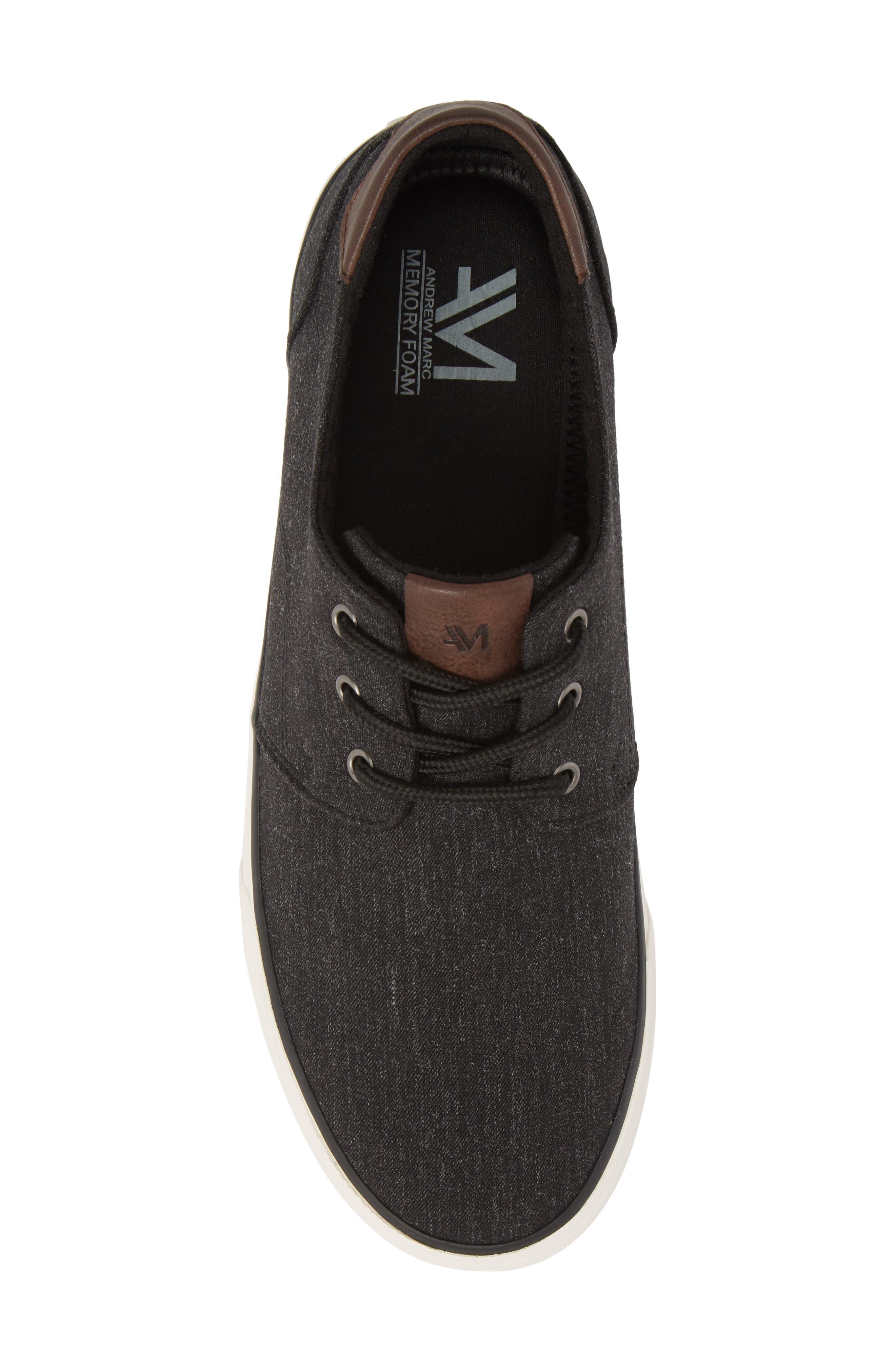 Briggs Low Top Sneaker,                             Alternate thumbnail 5, color,                             001