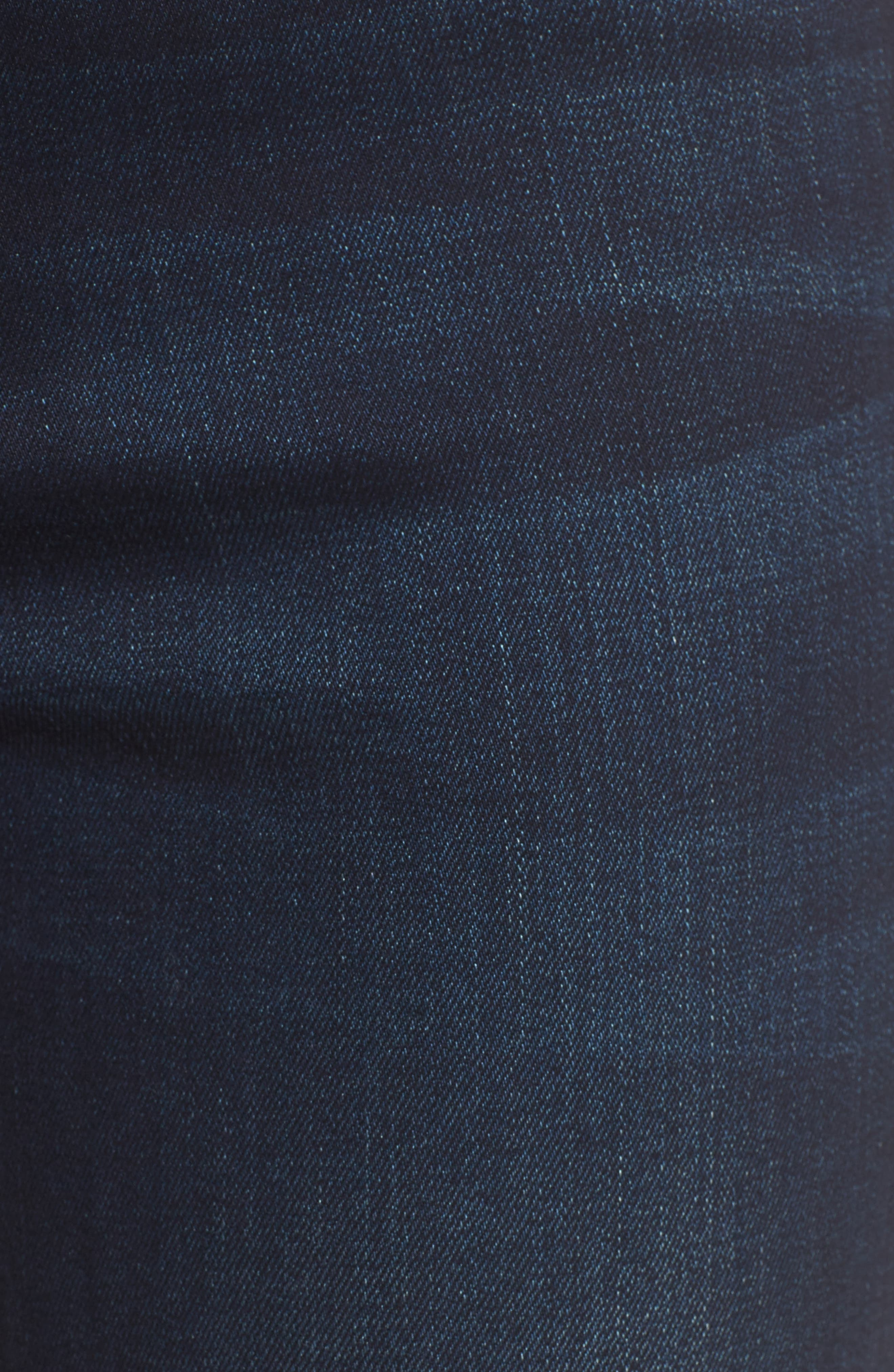 Fidelity Jeans Belvedere Skinny Jeans,                             Alternate thumbnail 5, color,                             400