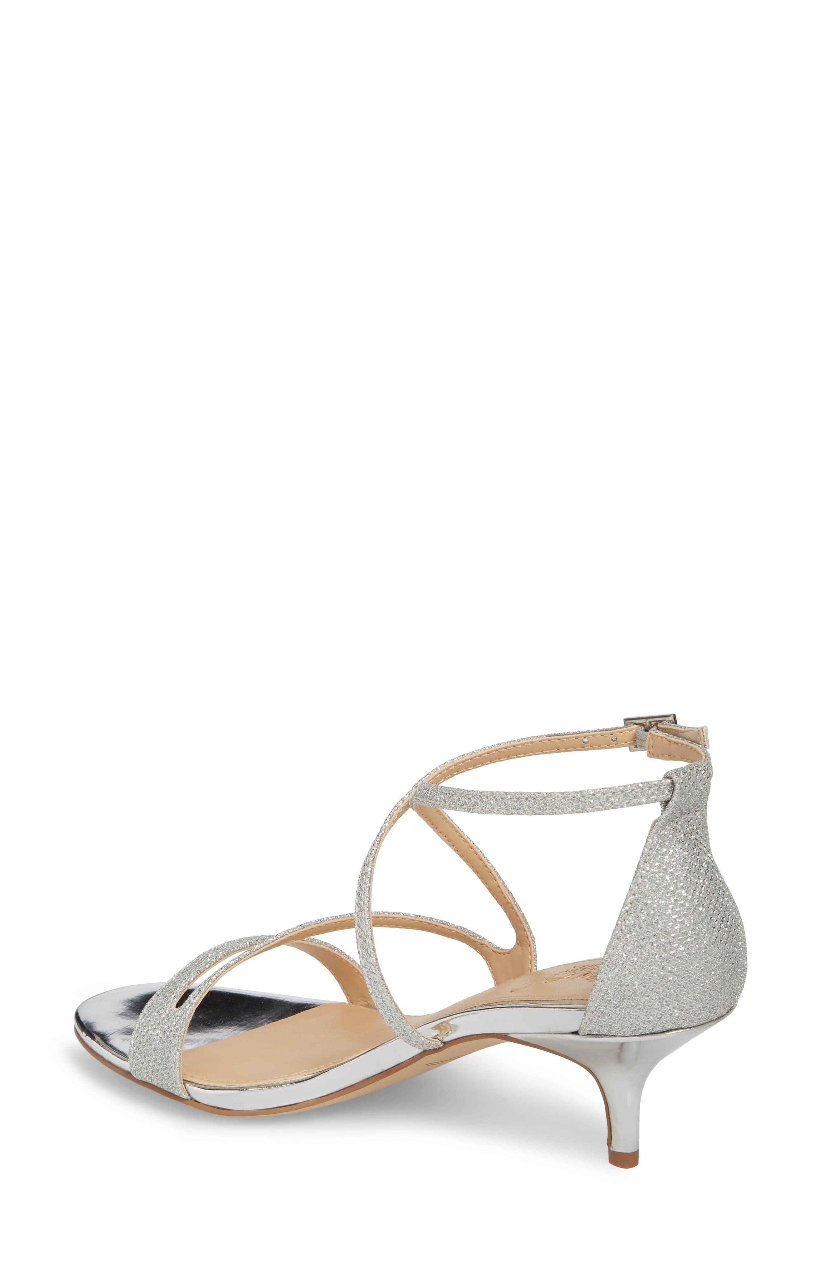 Gail Crystal Embellished Sandal,                             Alternate thumbnail 5, color,