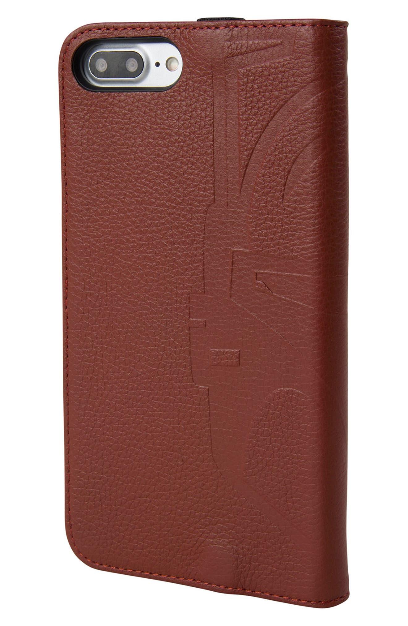 Boba Fett iPhone 8 Plus Wallet Case,                             Alternate thumbnail 3, color,                             932