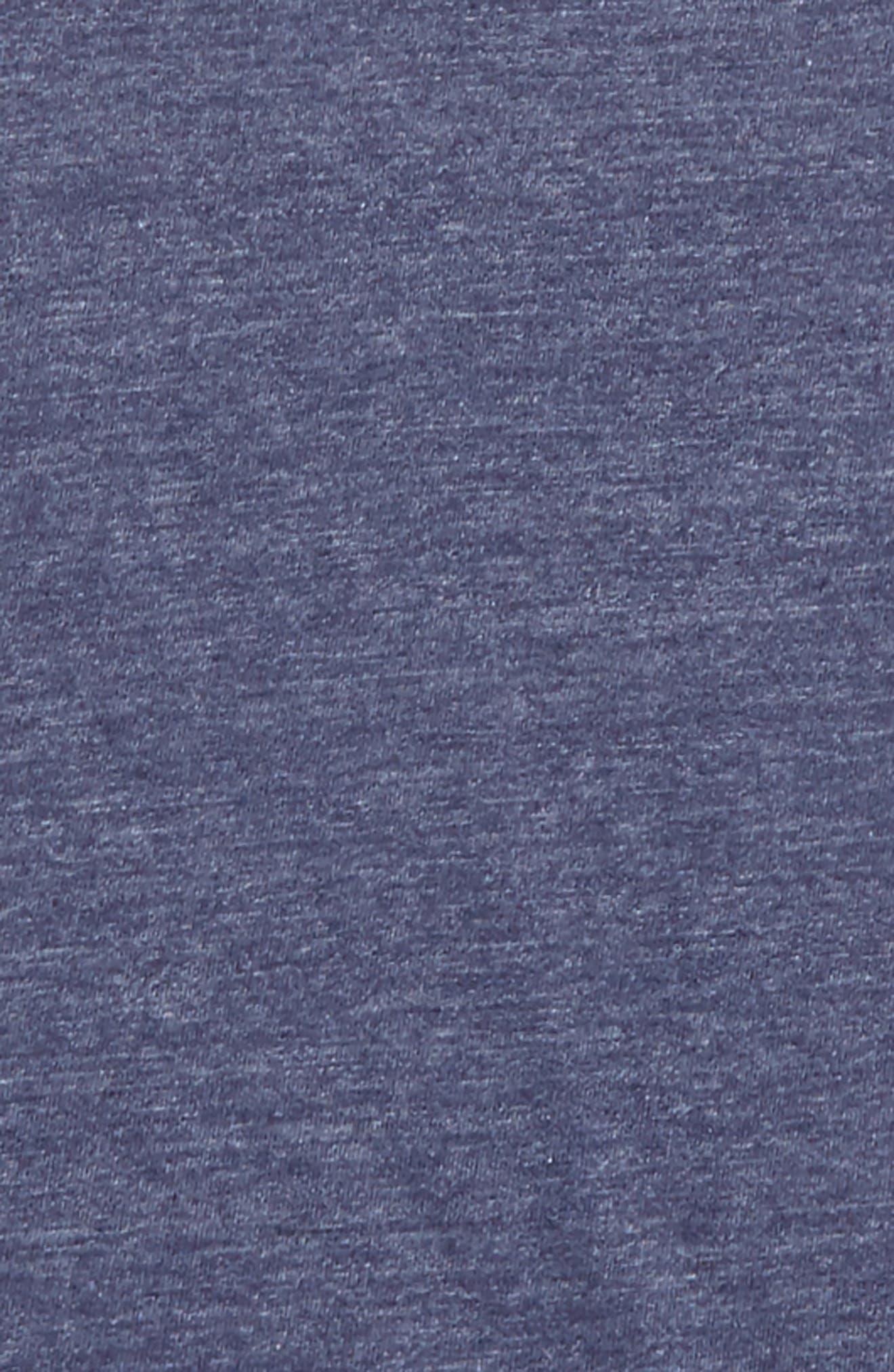 Colorblock Sleeve T-Shirt,                             Alternate thumbnail 4, color,